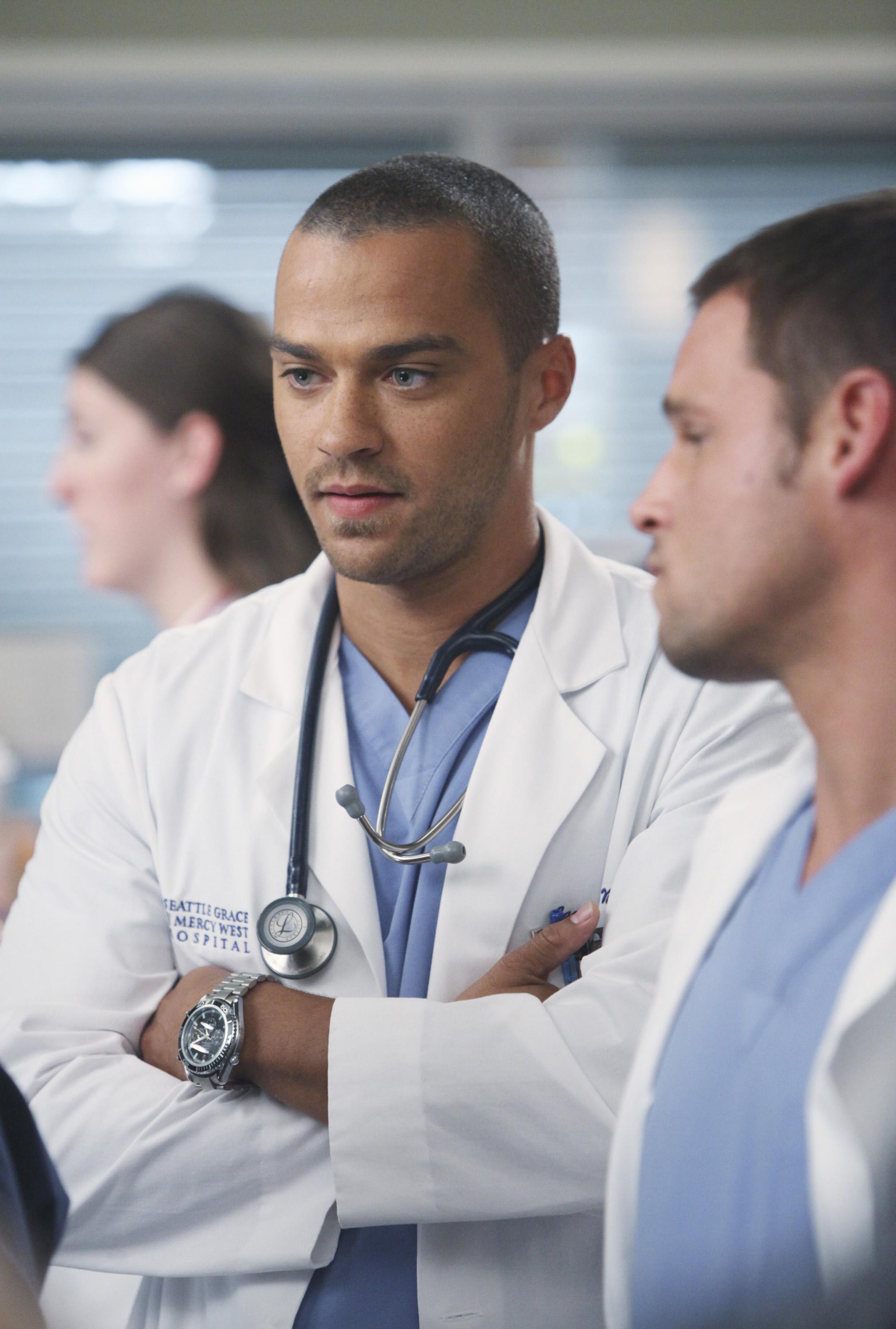No. 4: Dr. Jackson Avery