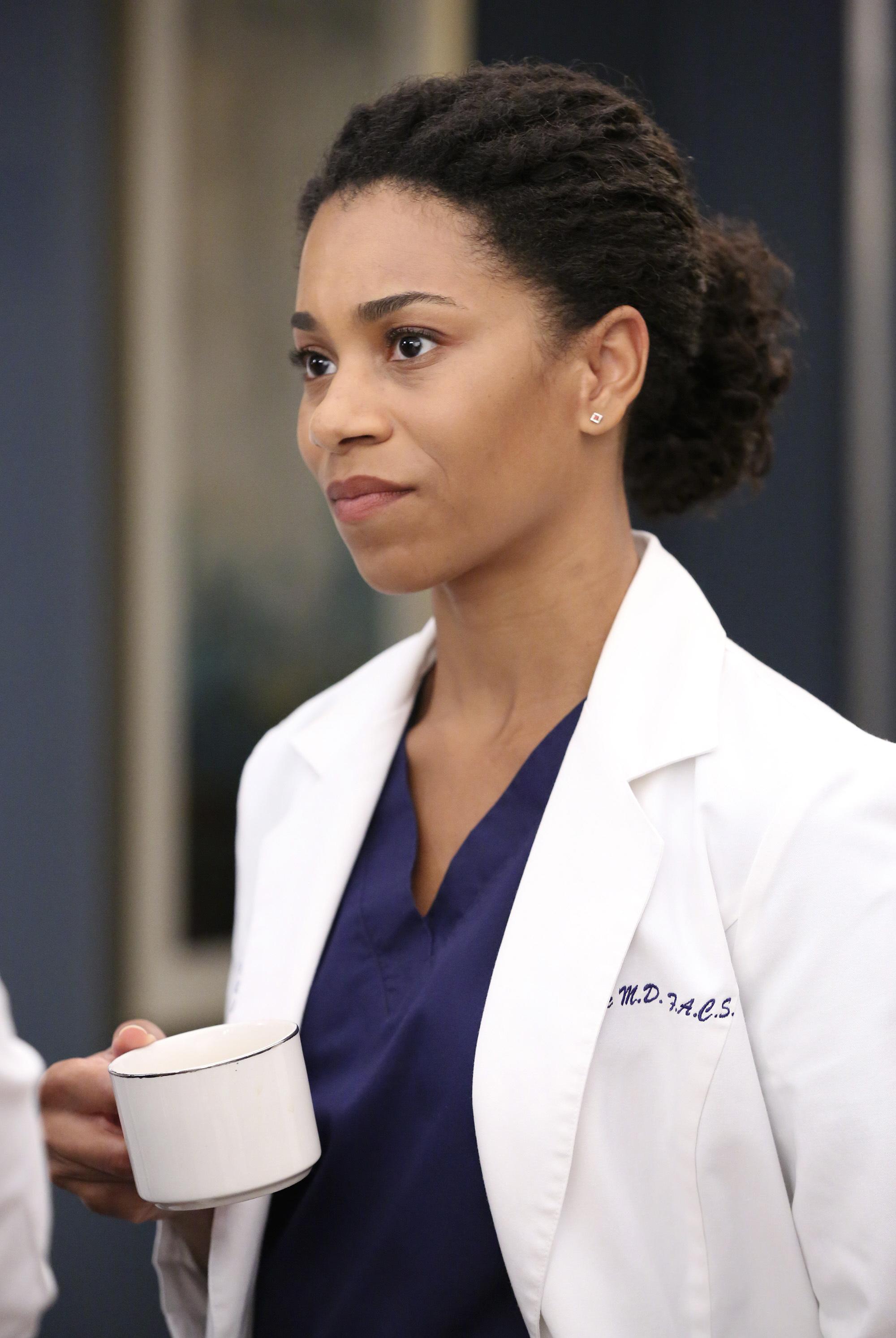 No. 12: Dr. Maggie Pierce