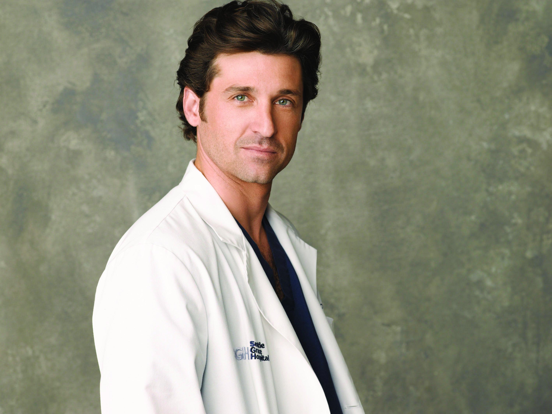 No. 1: Dr. Derek Shepherd