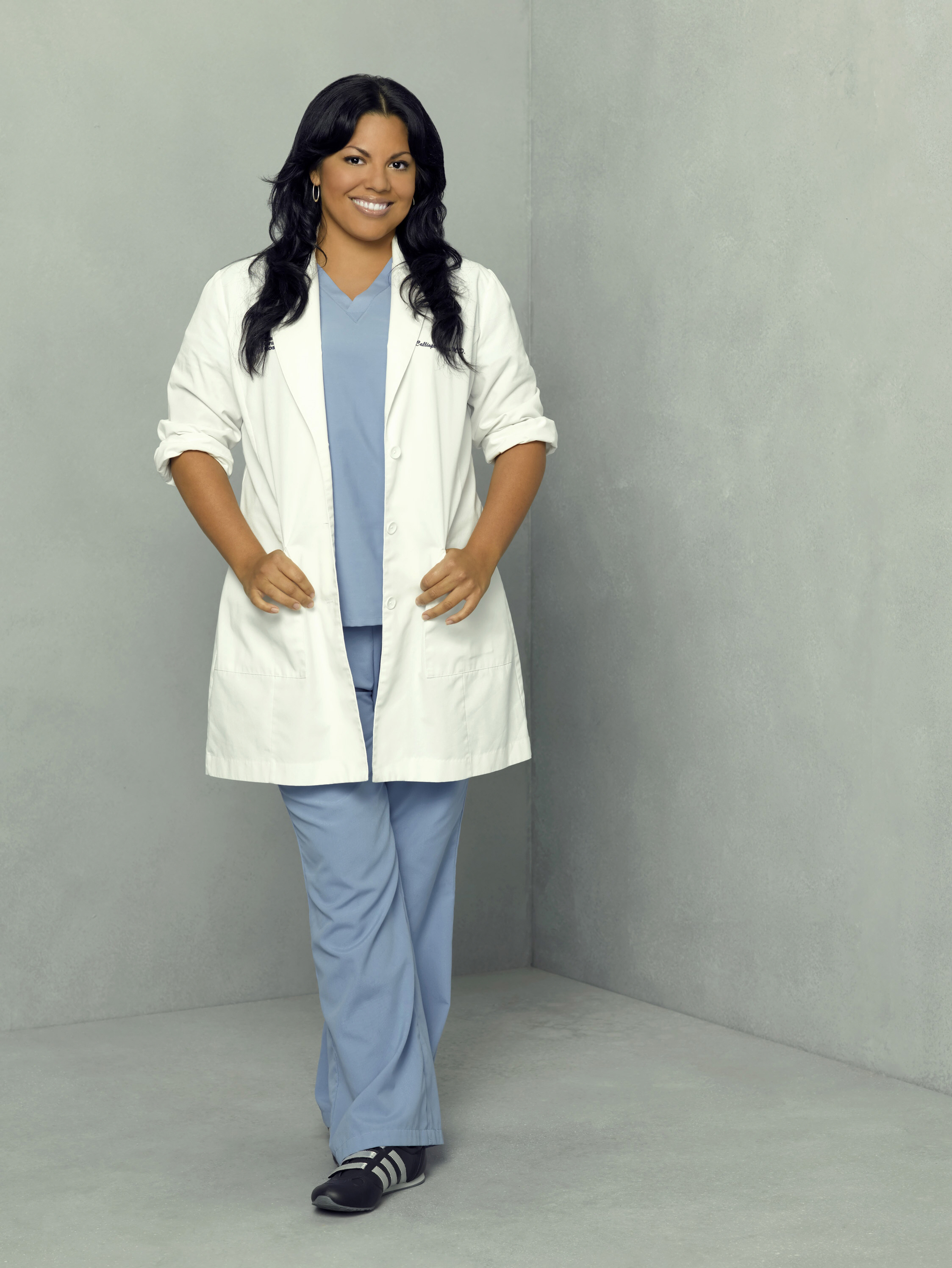 No. 17: Dr. Callie Torres
