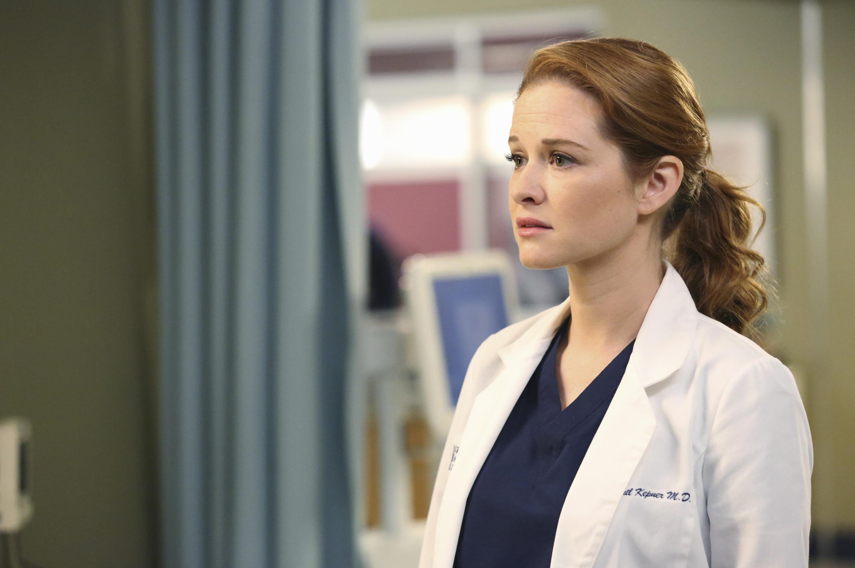 No. 14: Dr. April Kepner