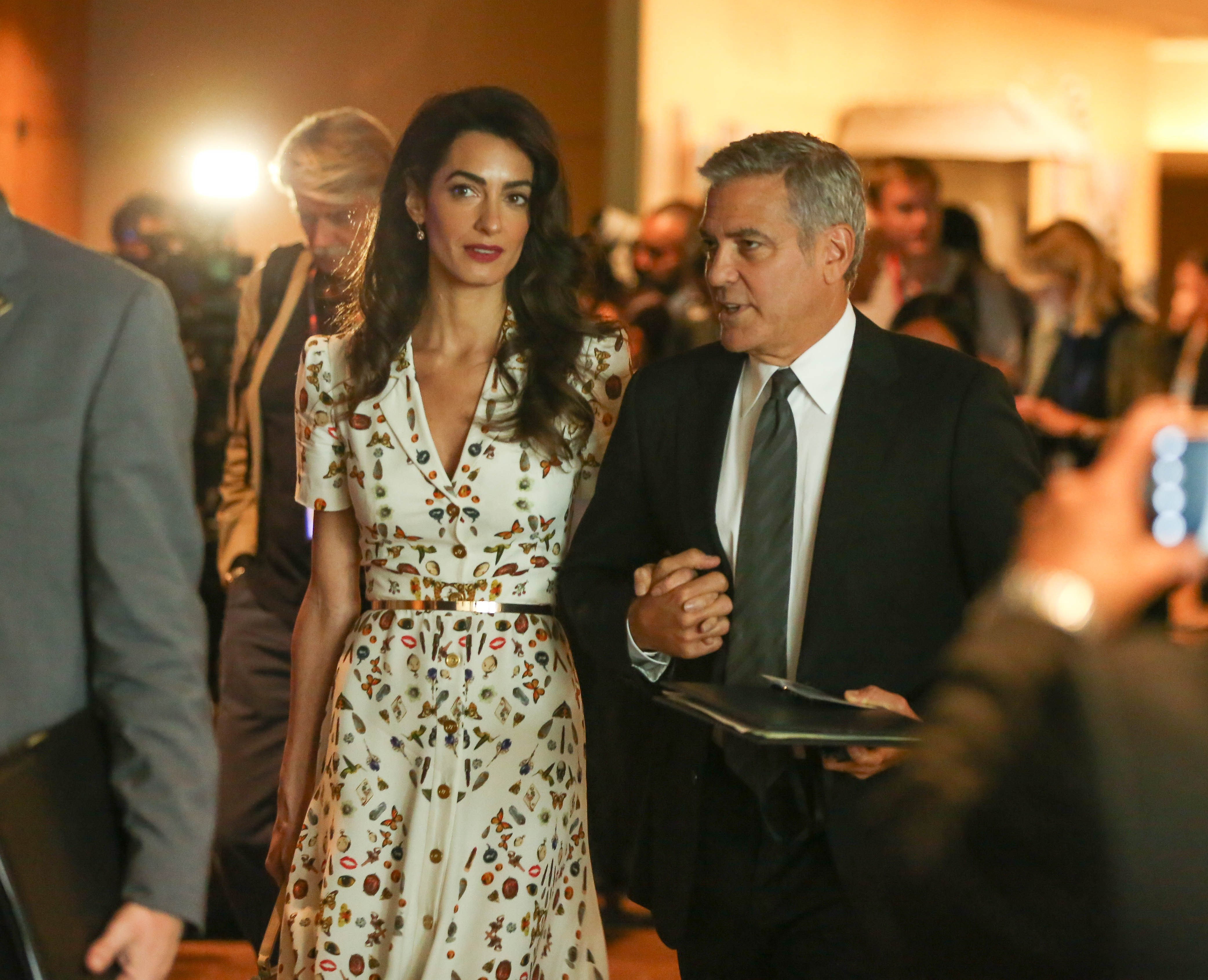 Inside George and Amal Clooney's happy marriage