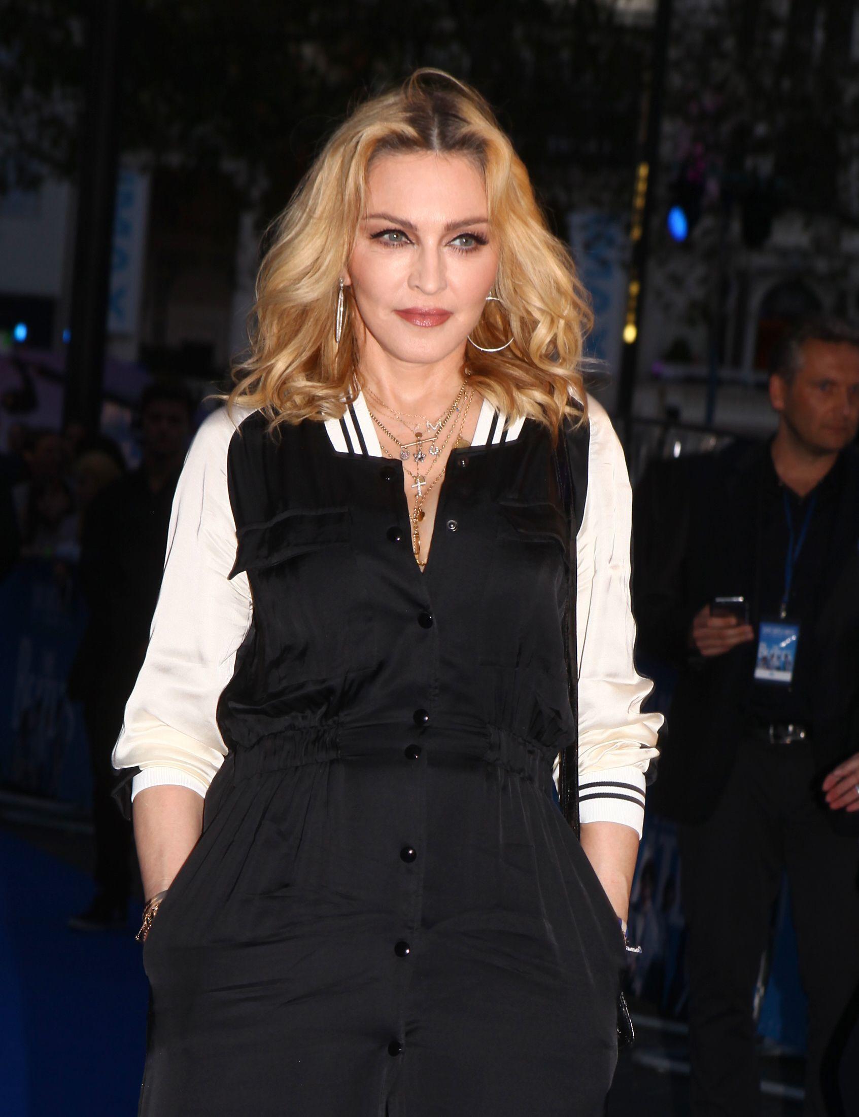 Madonna's stalker is over her