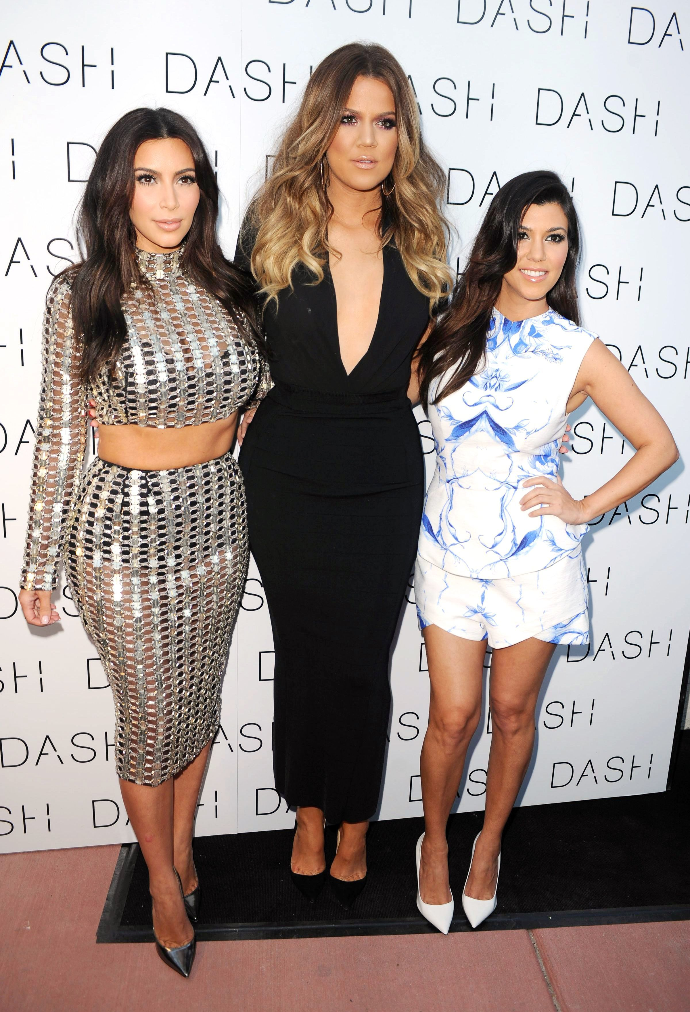 The Kardashian sisters are battling future sister in law Blac Chyna