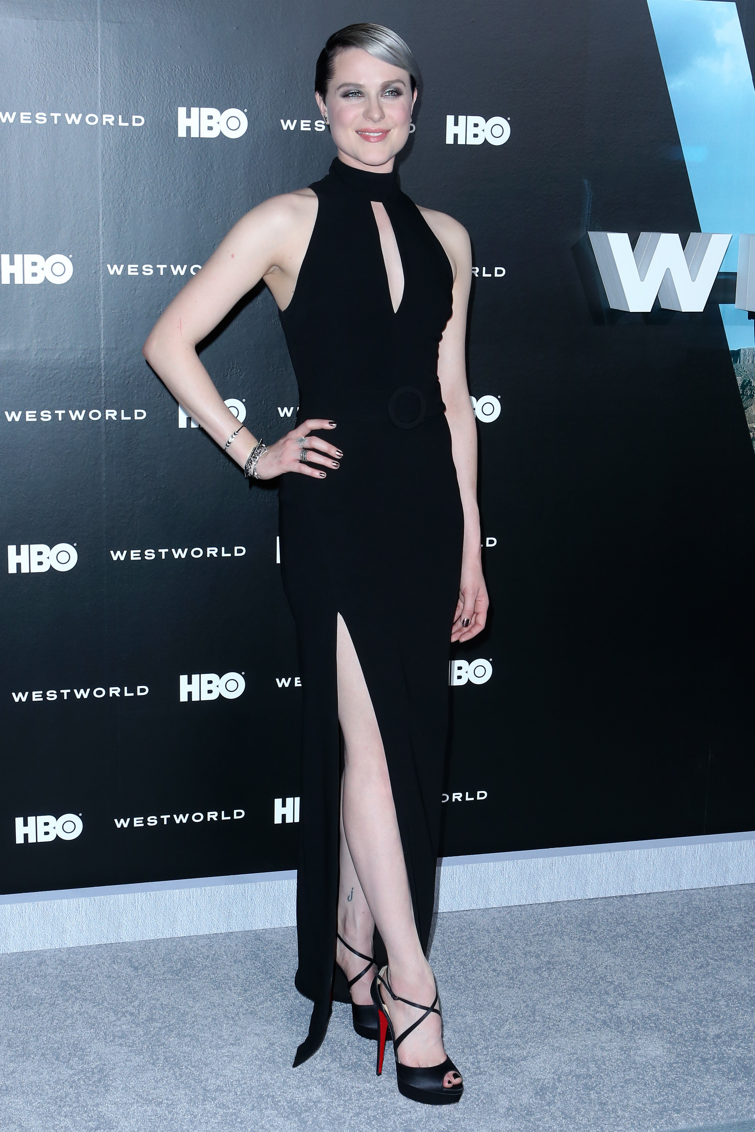 Evan Rachel Wood defends 'Westwood' amid backlash