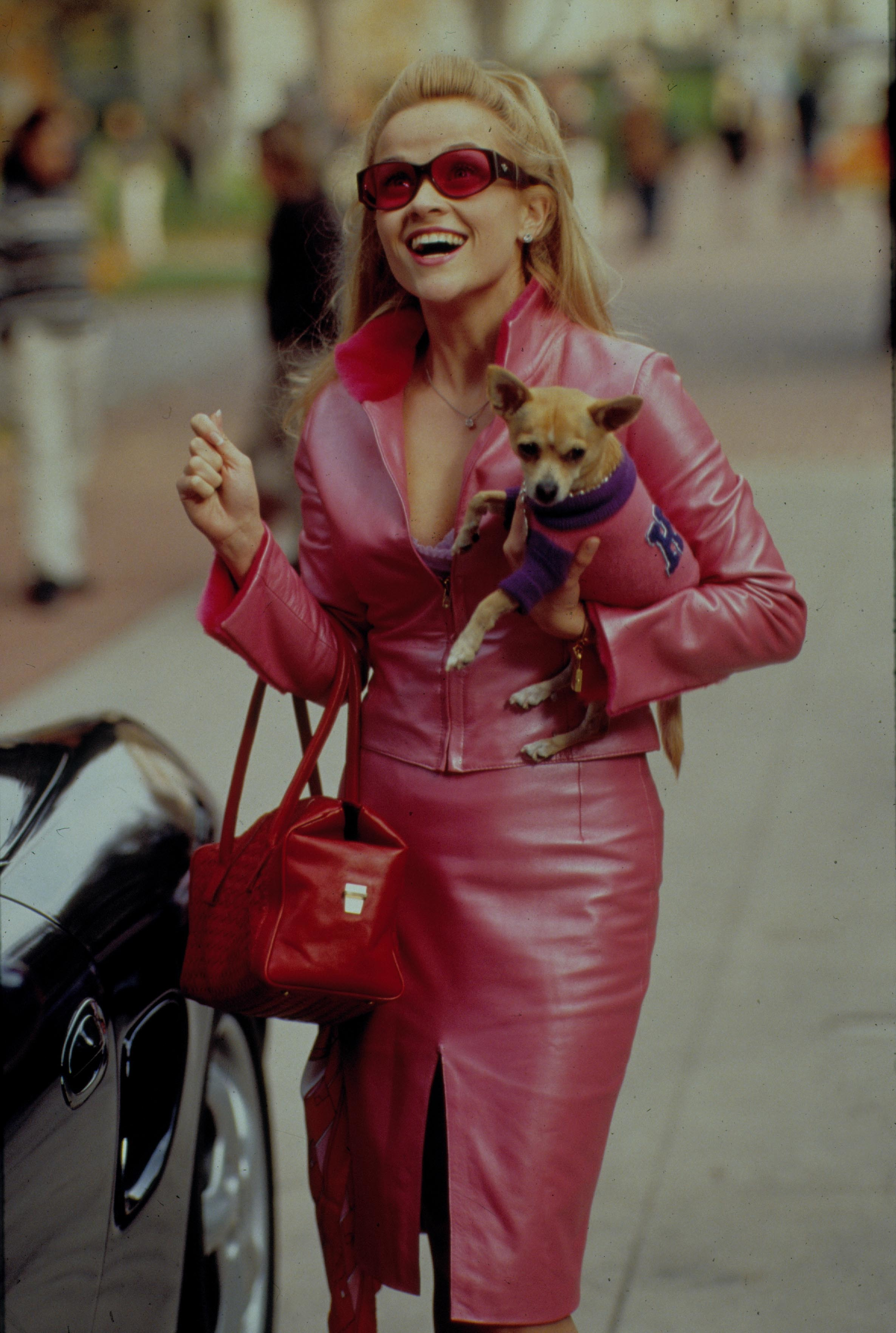 "1. ""Legally Blonde"""
