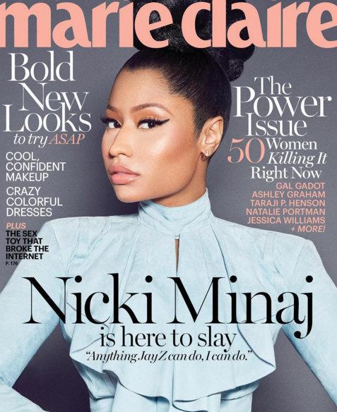 Nicki Minaj: 'Anything Jay Z could do, I could do'