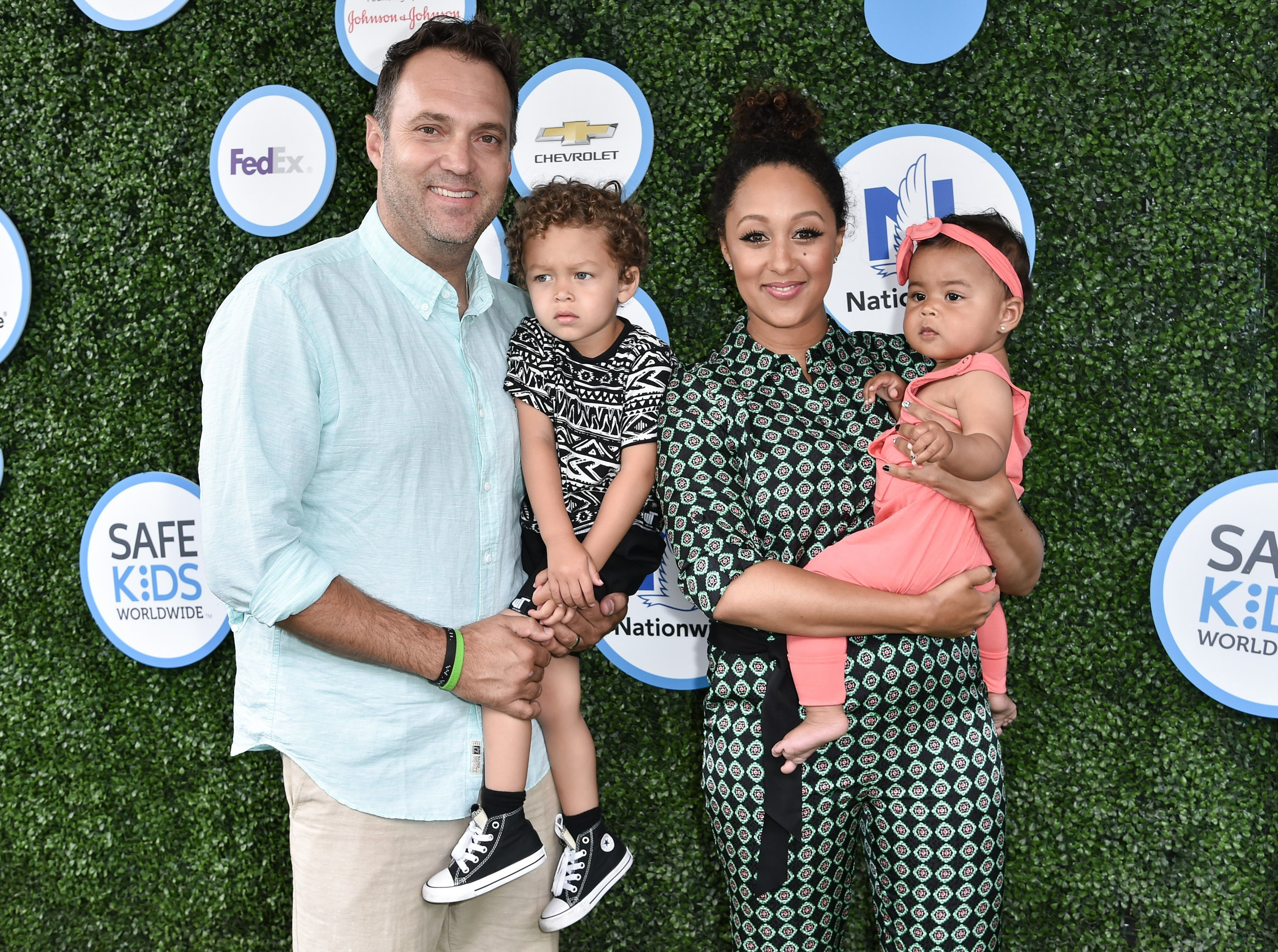 Tamera Mowry on how her son and daughter are different: