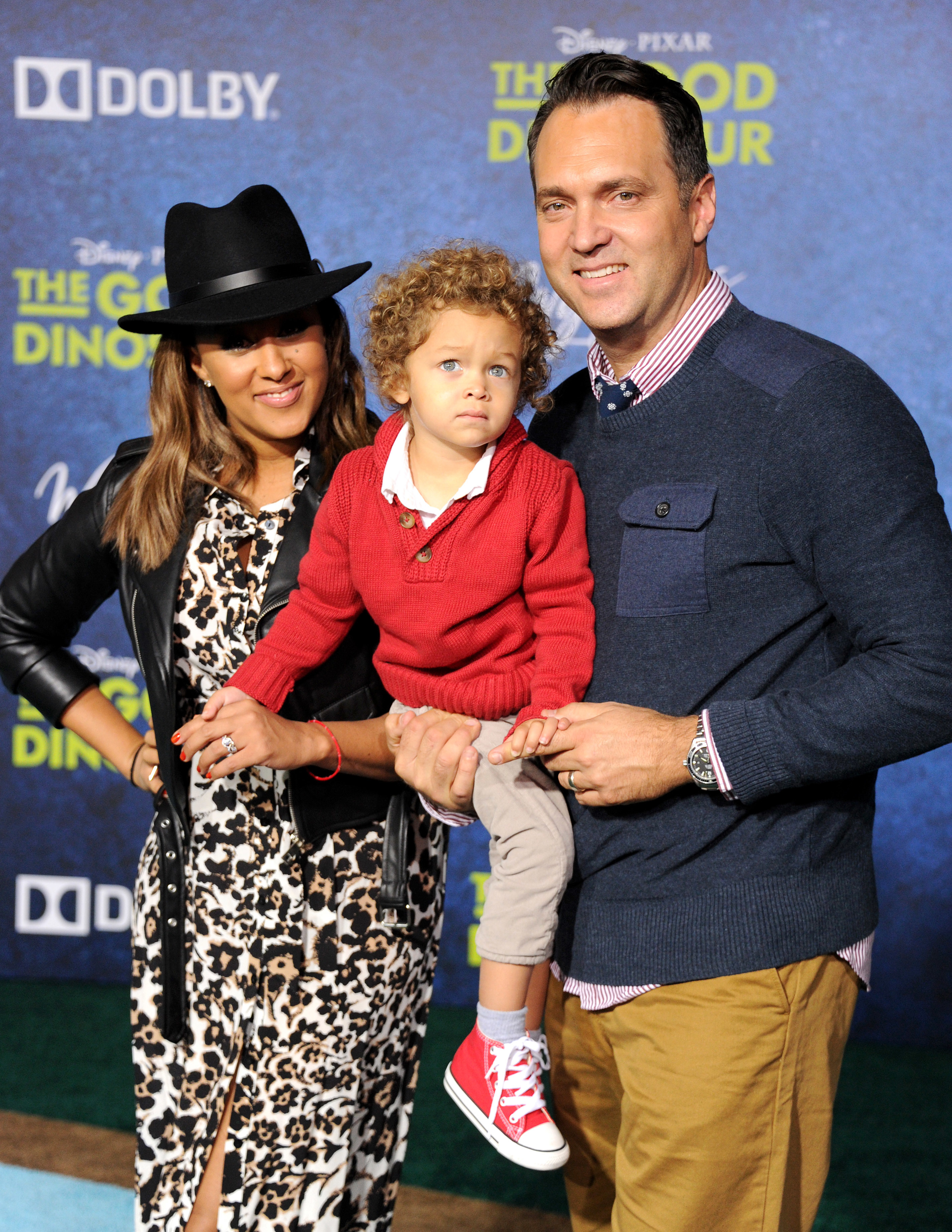 Tamera Mowry on her 4 year old son Aden: