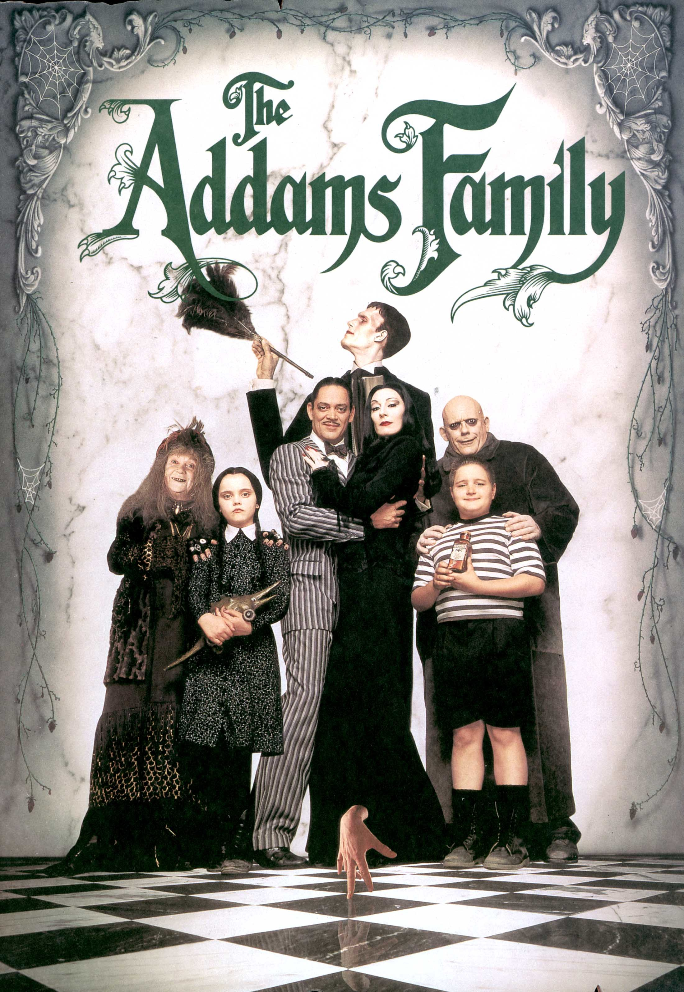 "No. 9: ""The Addams Family"""
