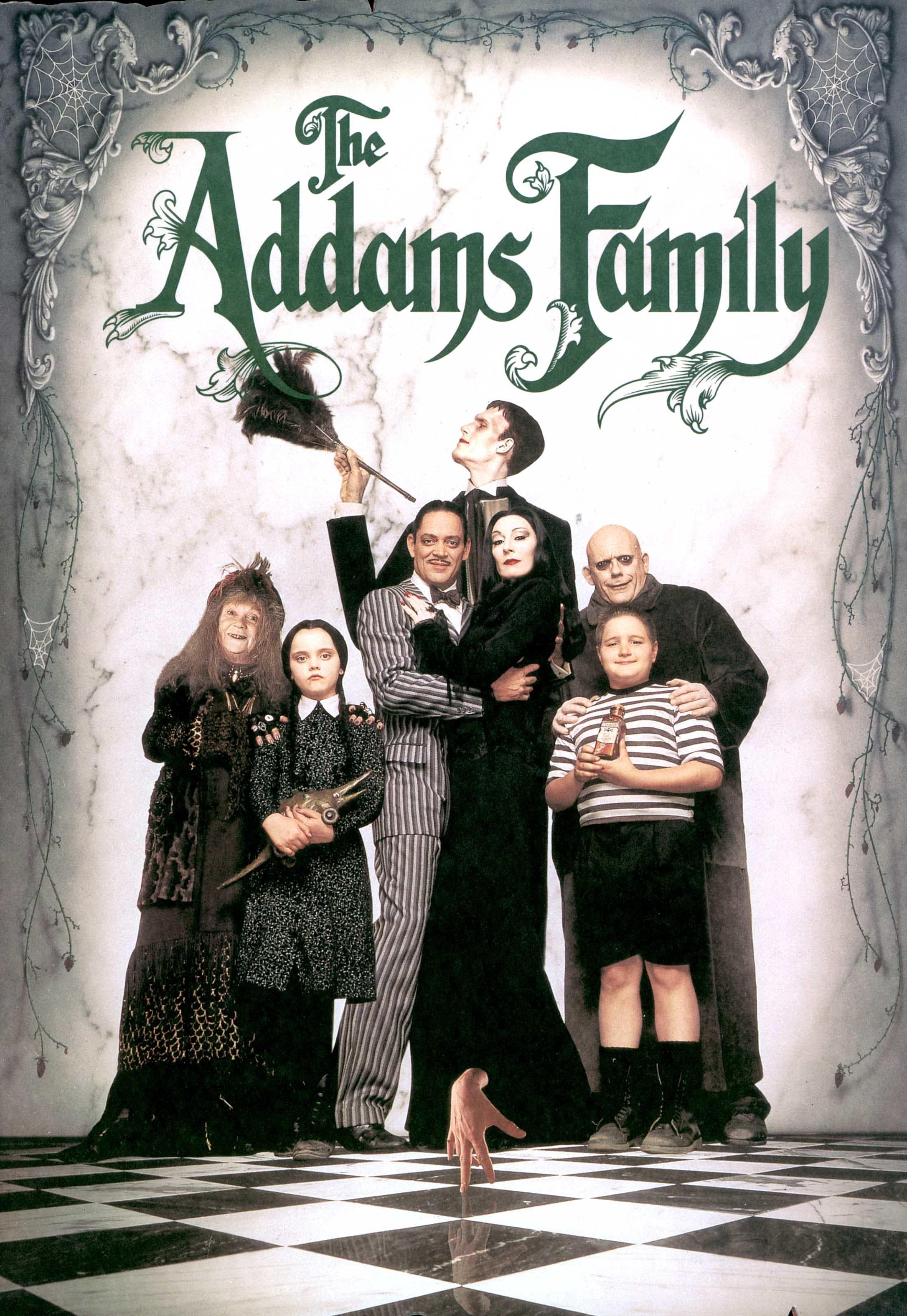 "No. 9: ""The Addams Family"""