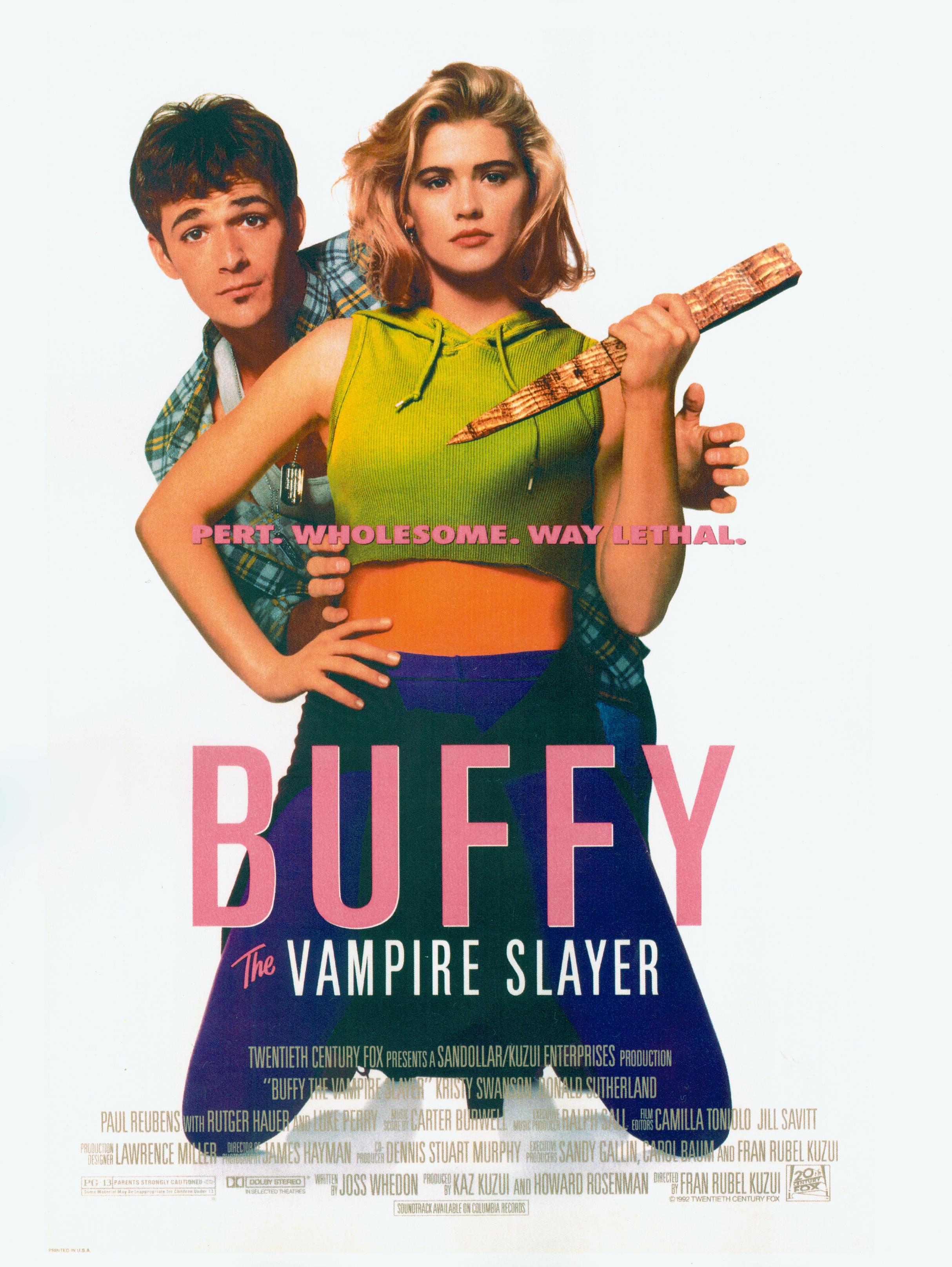 """No. 16: """"Buffy the Vampire Slayer"""""""
