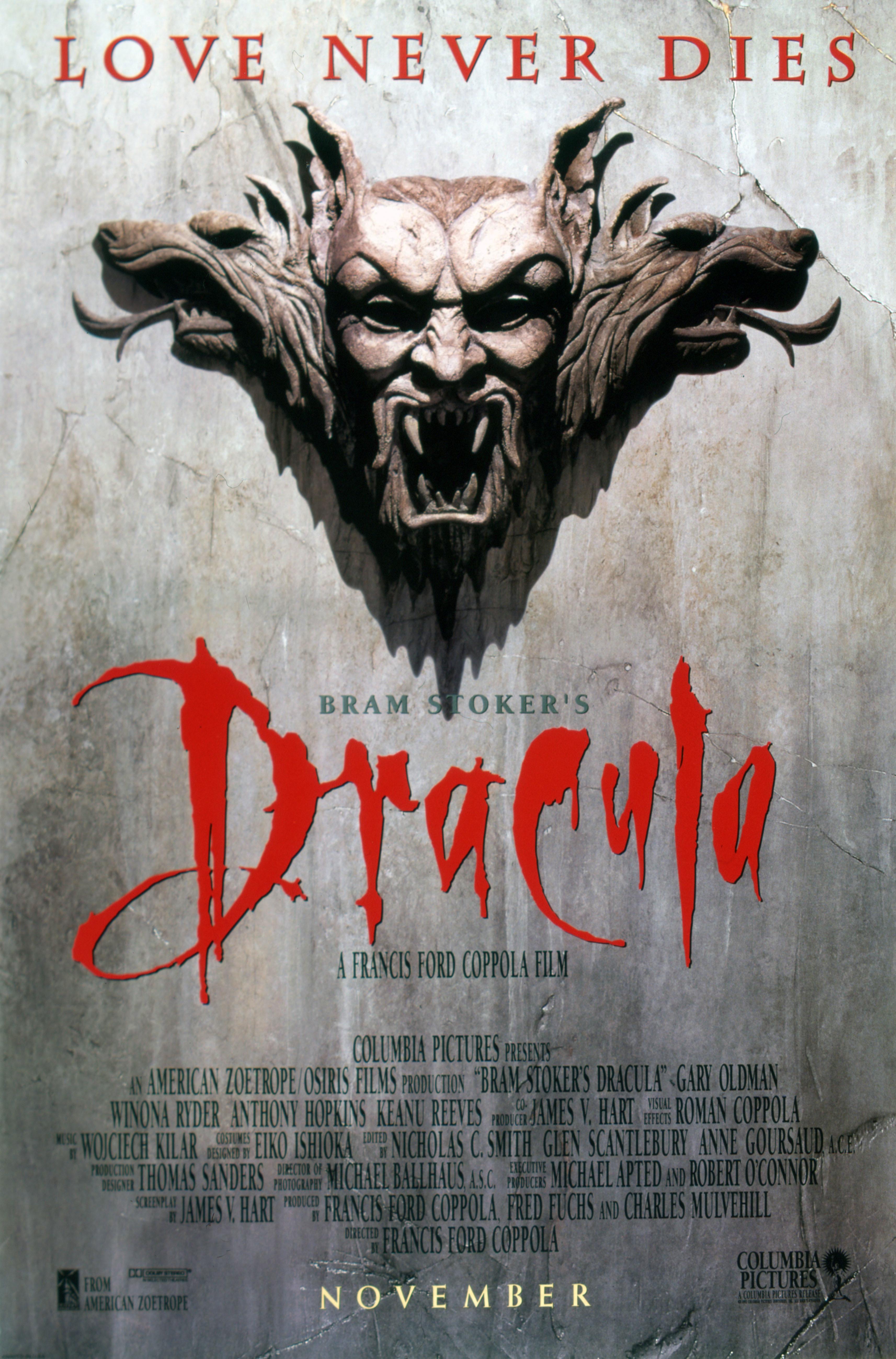 "No. 14: ""Bram Stoker's Dracula"""
