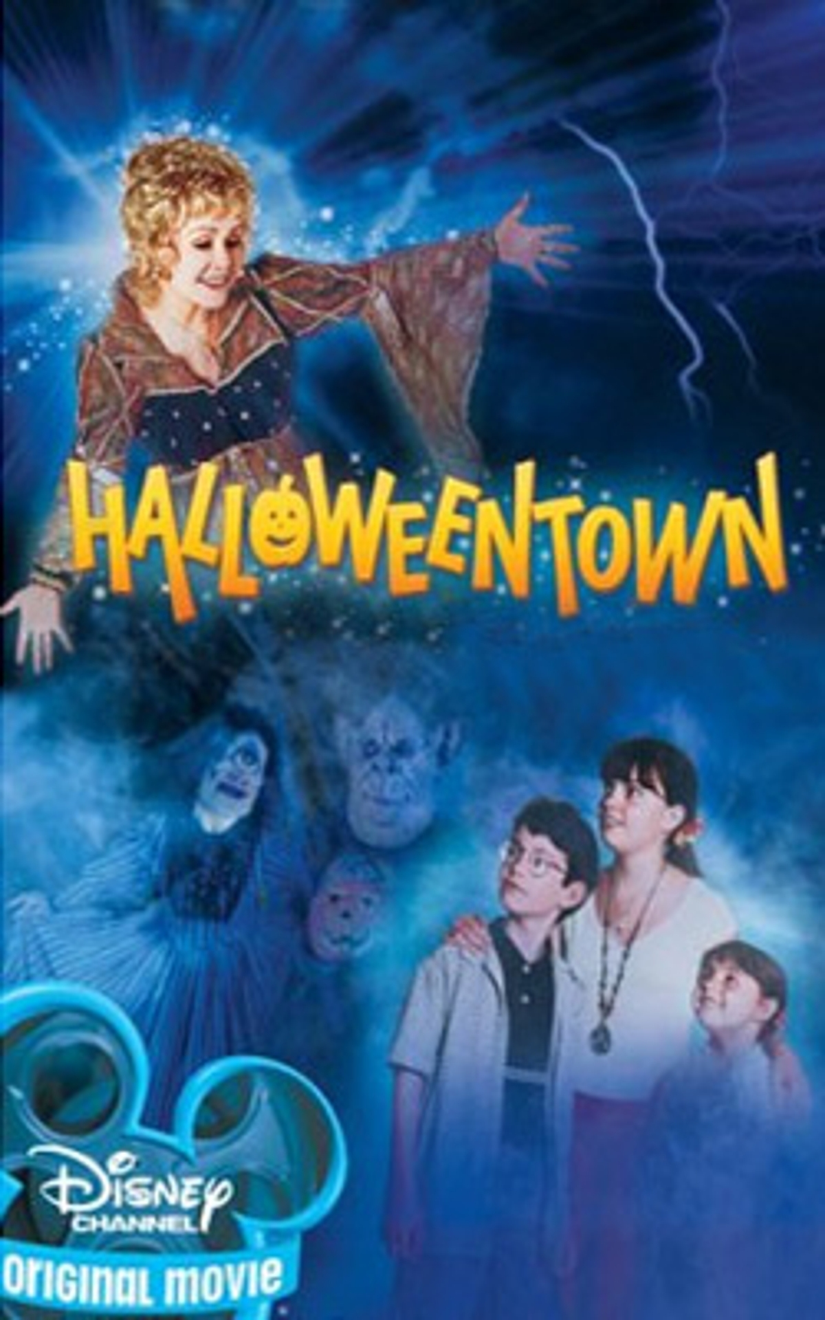 "No. 12: ""Halloweentown"""
