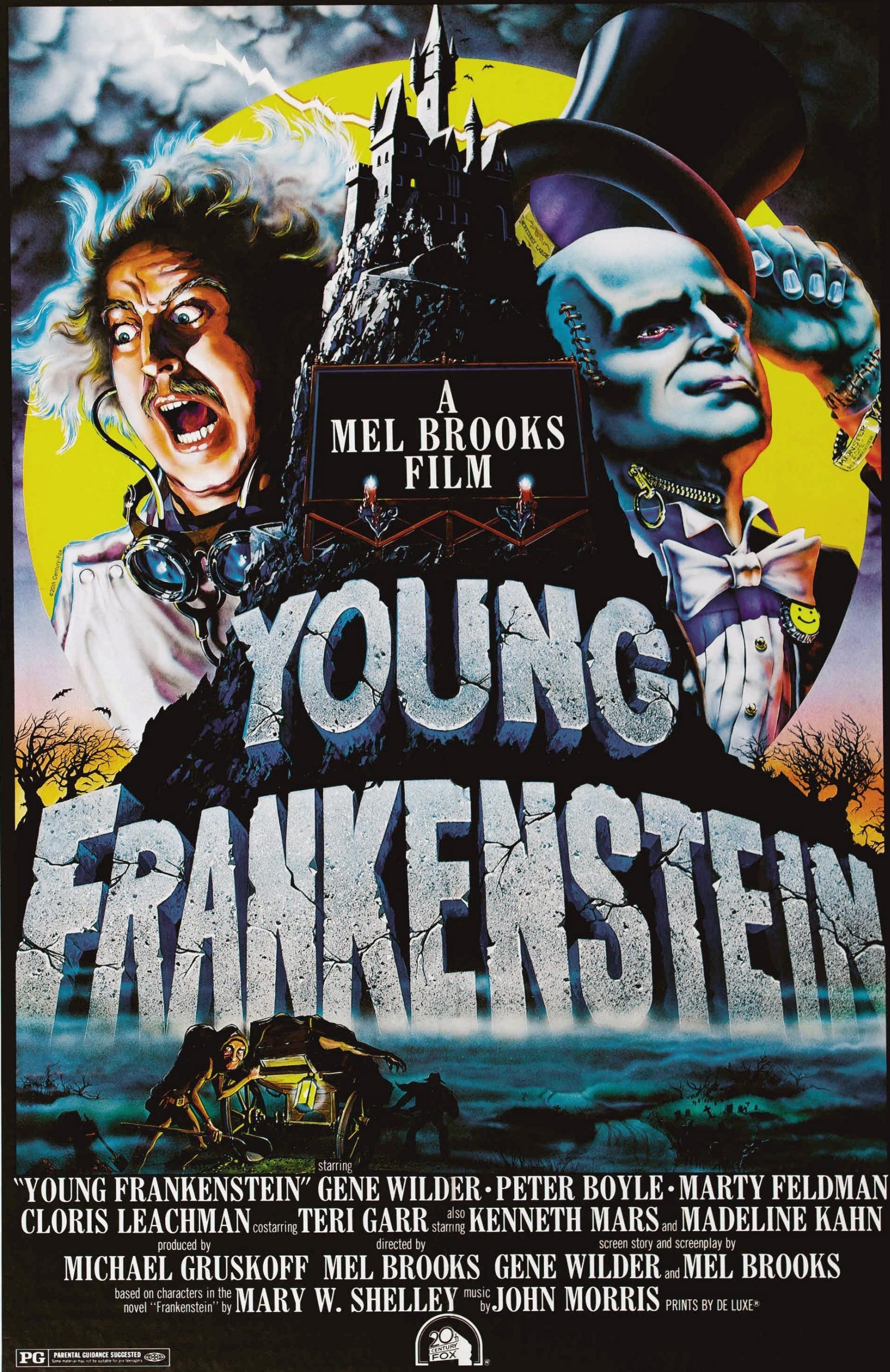 """No. 10: """"Young Frankenstein"""""""