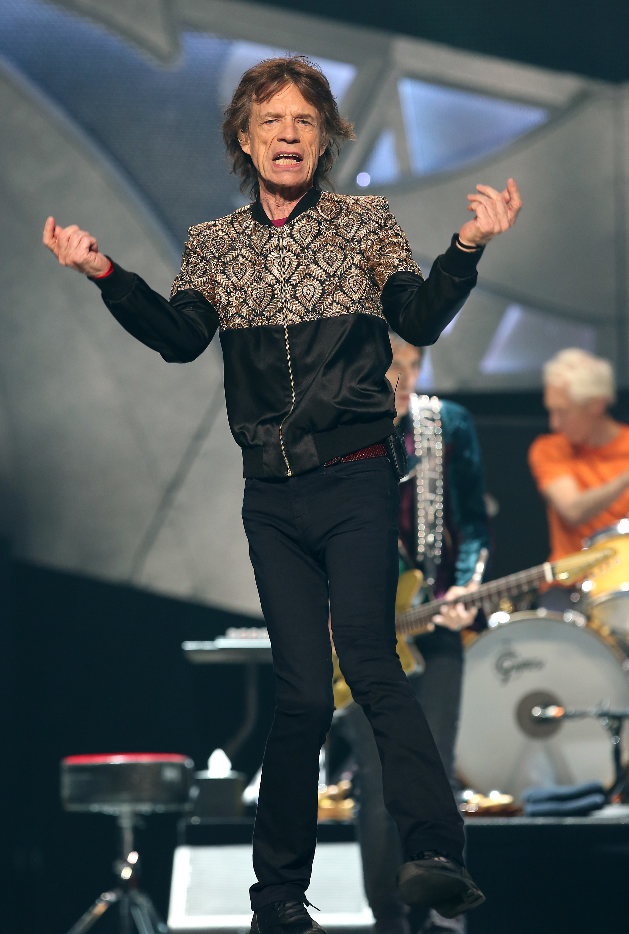 Mick Jagger is an awesome tipper