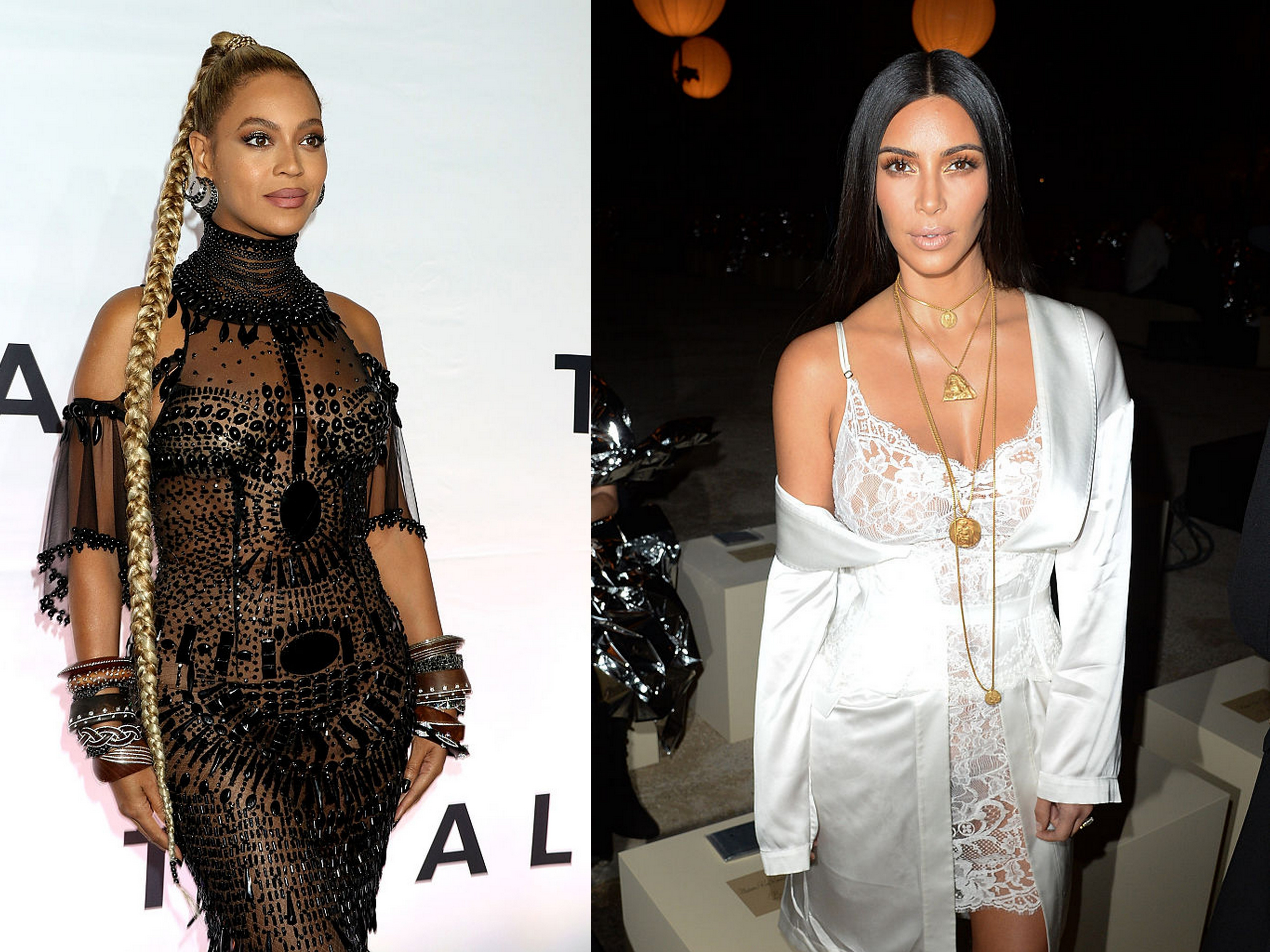 Source says Beyonce 'never liked' Kim Kardashian