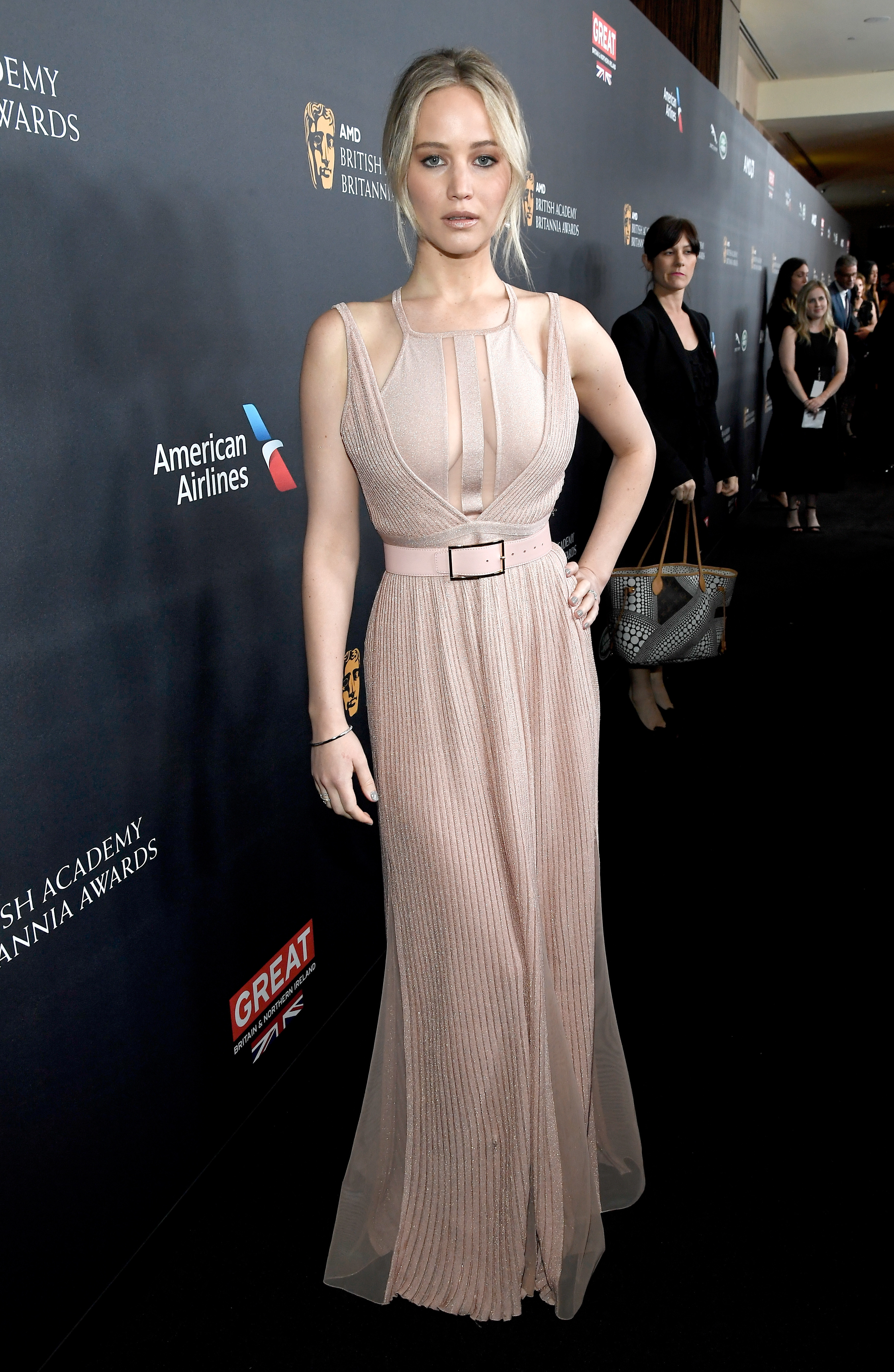 Jennifer Lawrence calls her new boyfriend Darren Aronofsky 'a visionary'
