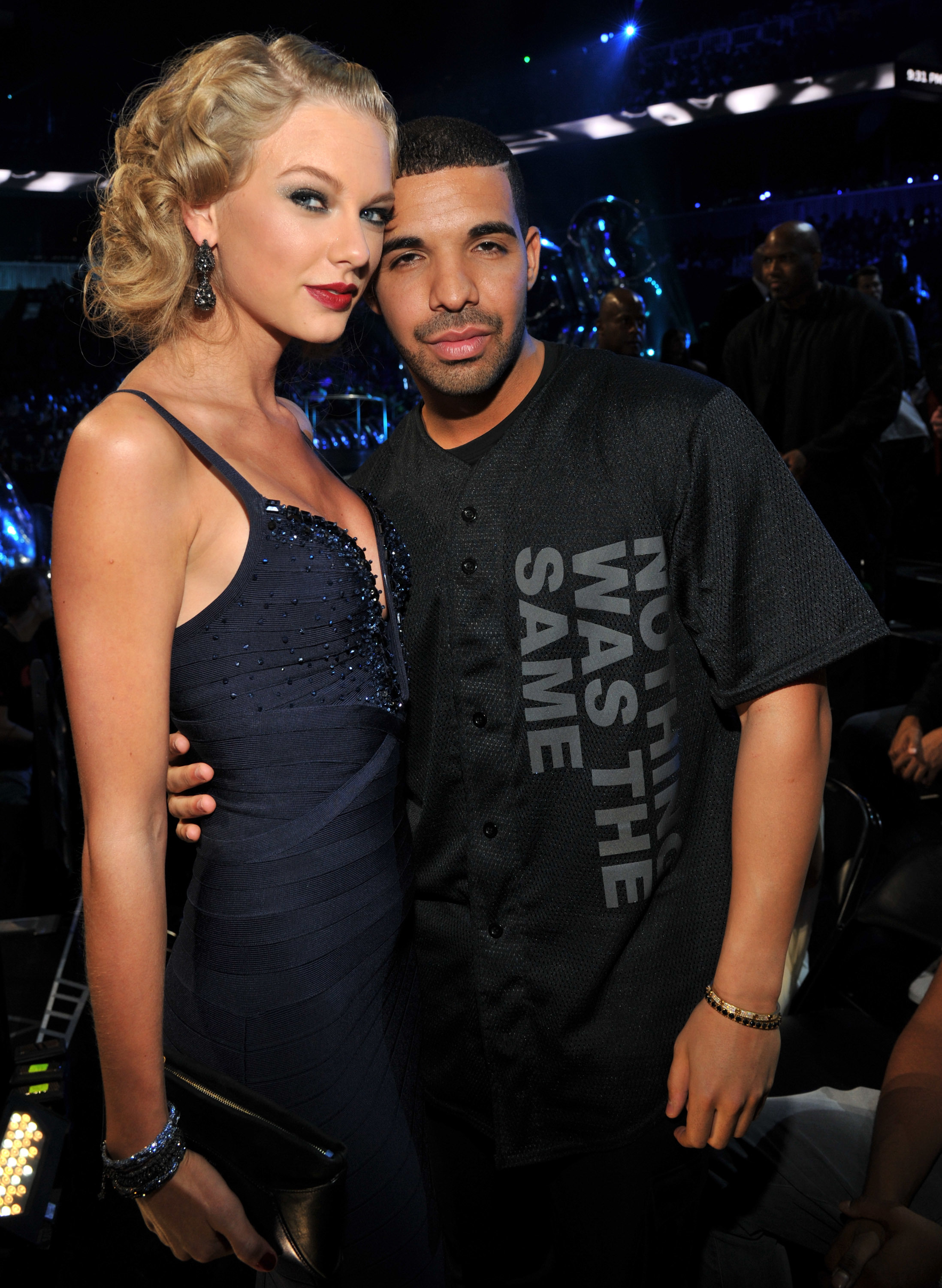 Drake shows off his Taylor Swift love in new ad