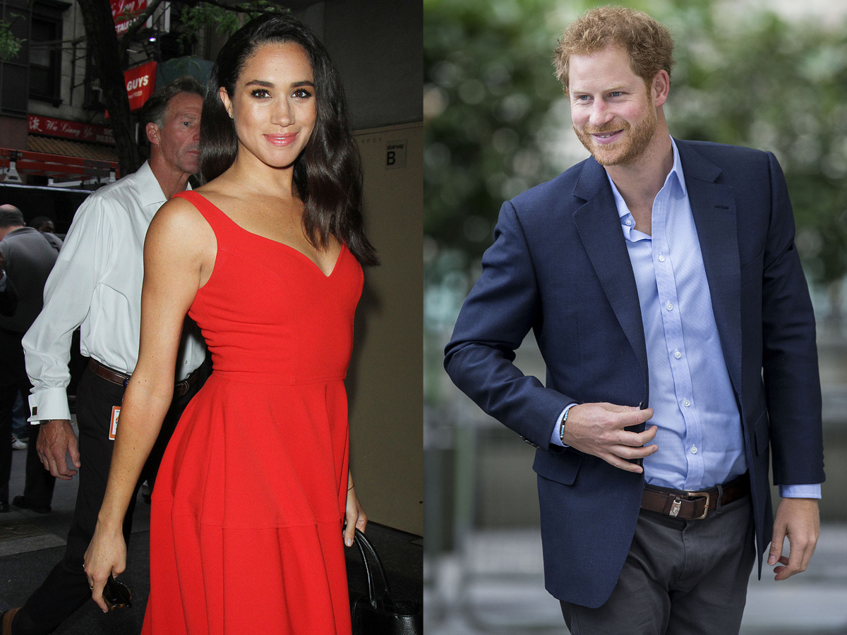 Prince Harry gets serious about Meghan Markle romance