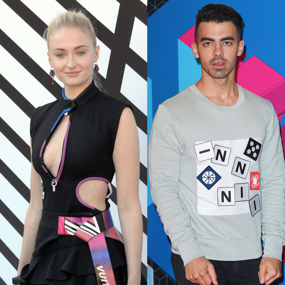 Joe Jonas and Sophie Turner get cozy in Miami