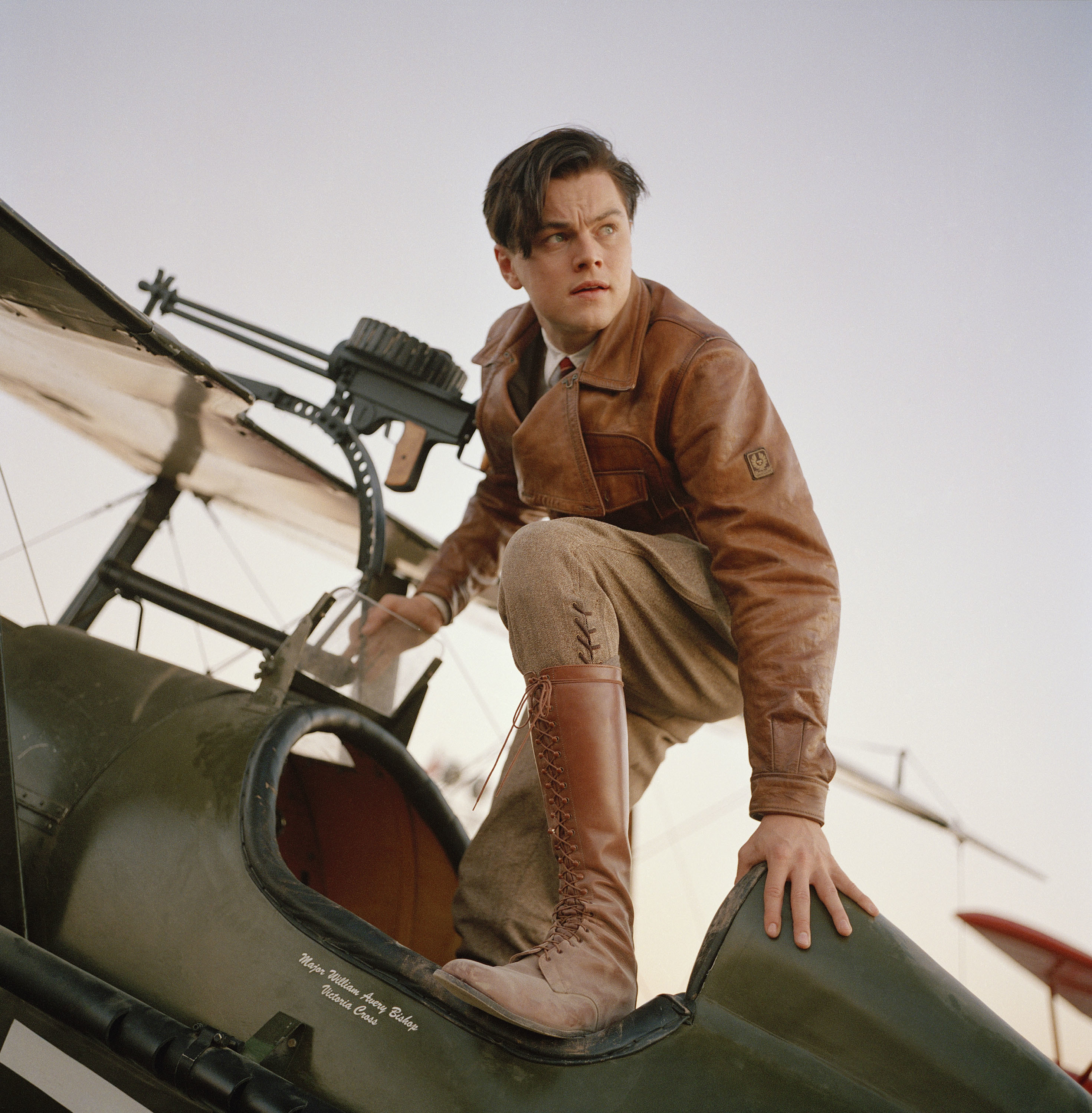 "No. 7: In ""The Aviator"""