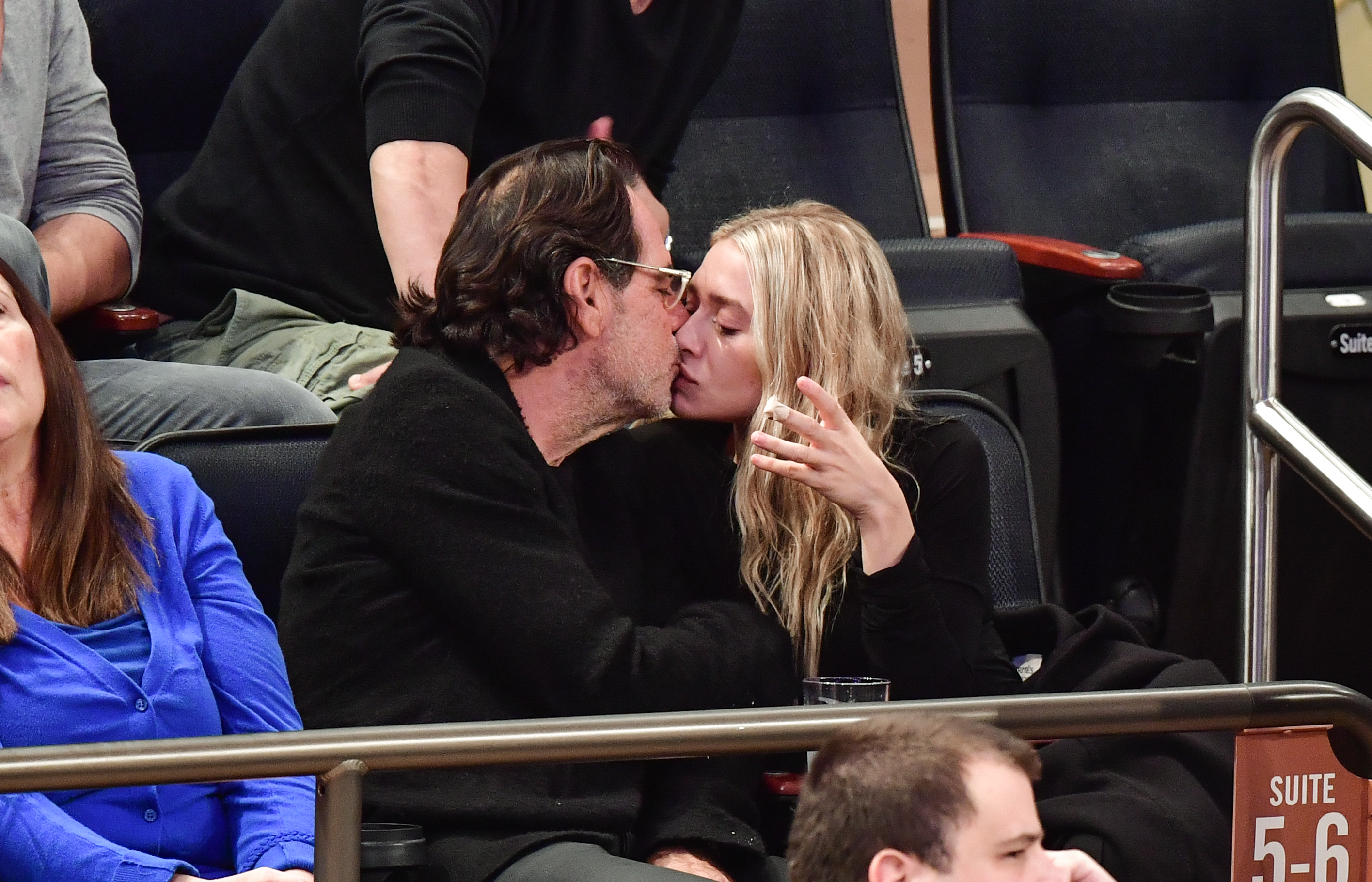 Ashley Olsen splits from boyfriend Richard Sachs