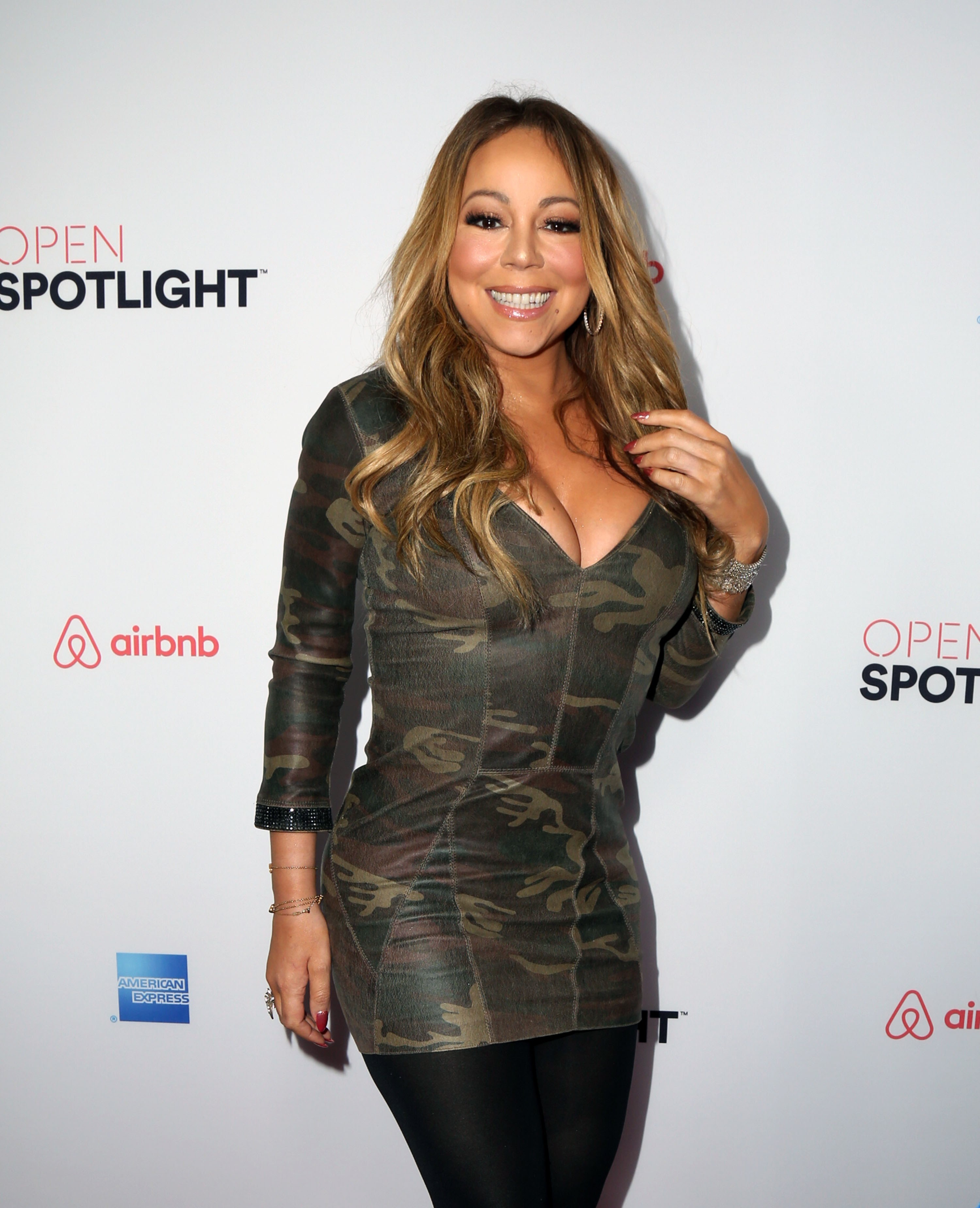 Mariah Carey says her diet consists of only two things