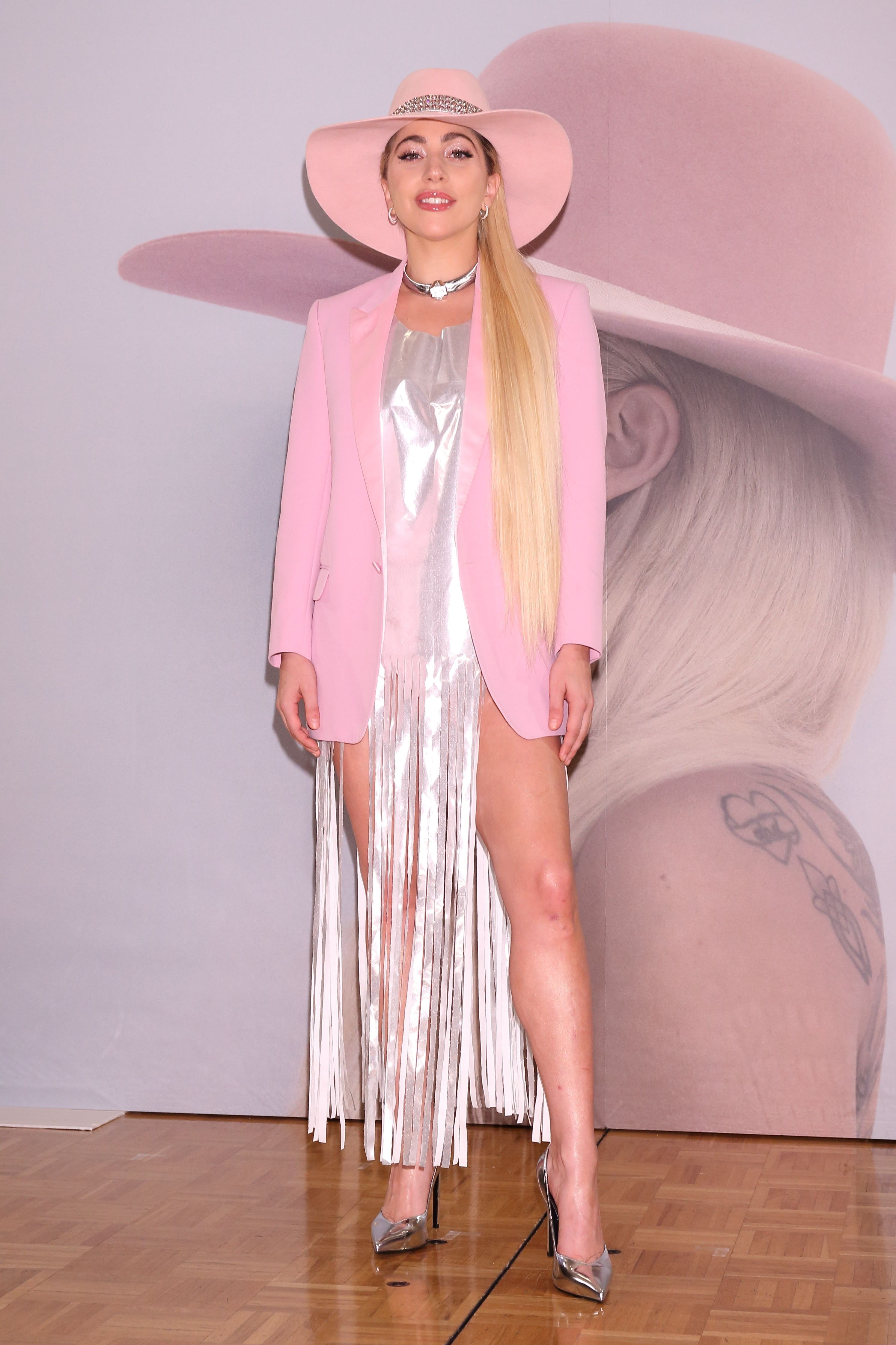 Lady Gaga spotted on date with mystery man