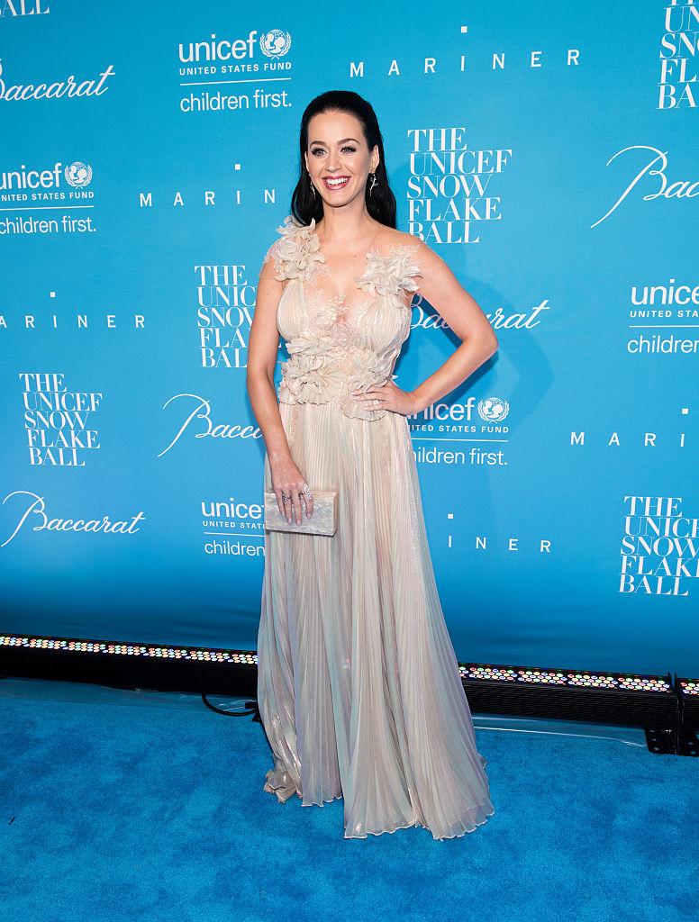 Katy Perry's rep responds to pregnancy rumors