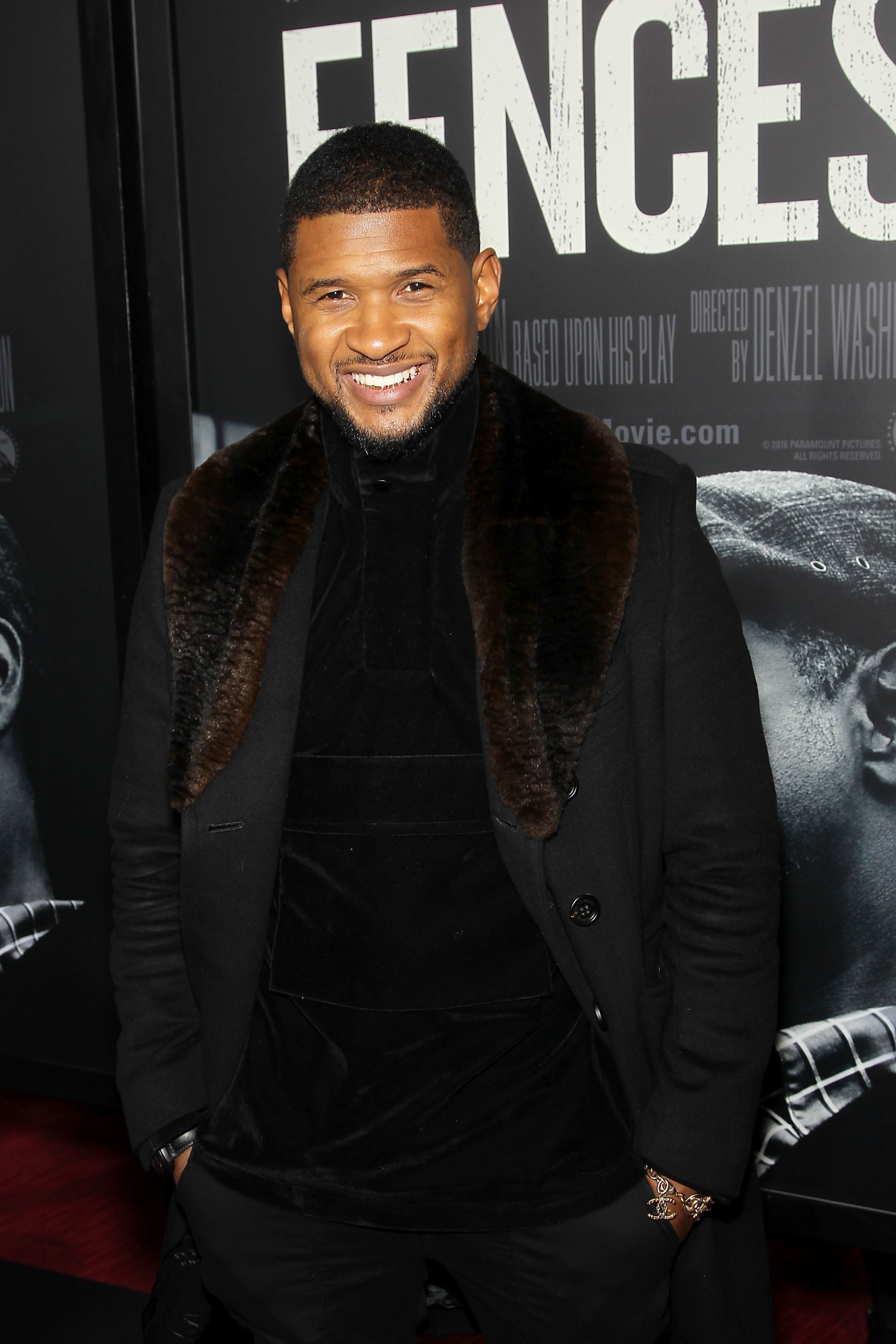 Usher: Bad tipper