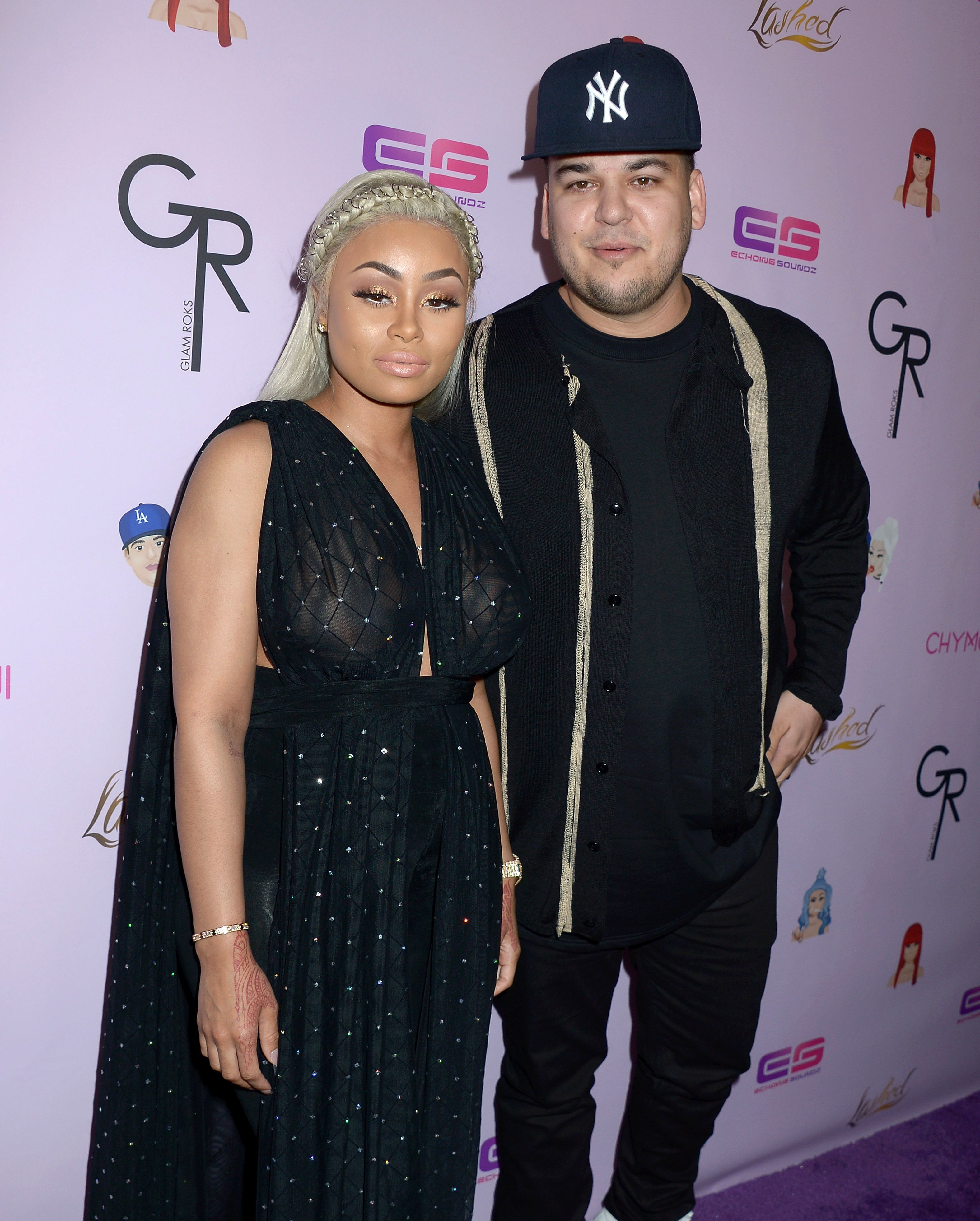 Rob Kardashian and Blac Chyna asked for $100k worth of free nursery items