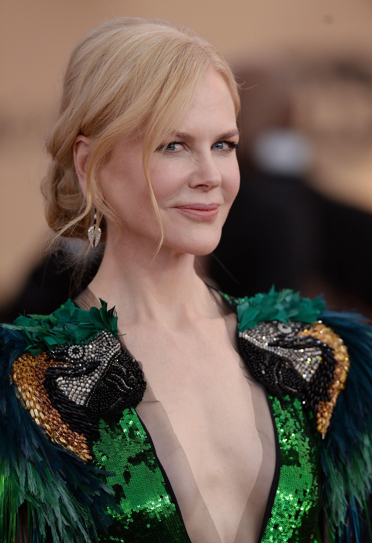 Nicole Kidman Screen Actors Guild Awards 2017 Best And