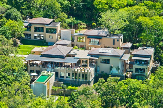 Inside the Kardashians' $16,500 a night Costa Rican villa