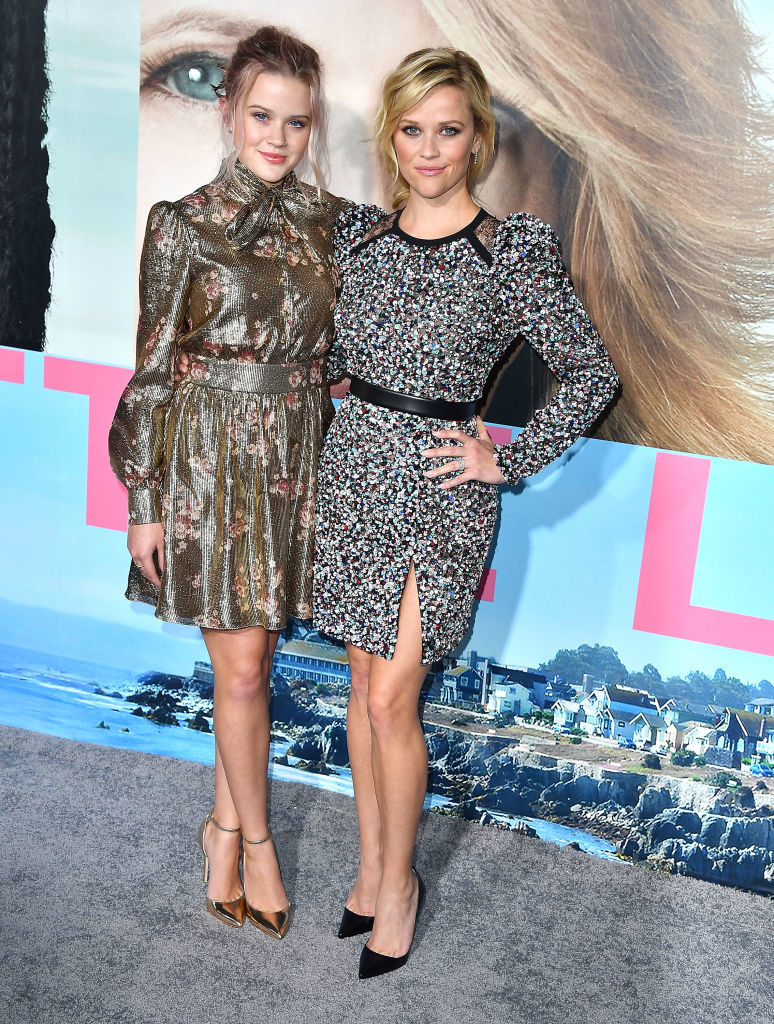 Reese Witherspoon's lookalike daughter was mistaken for Reese at a premiere