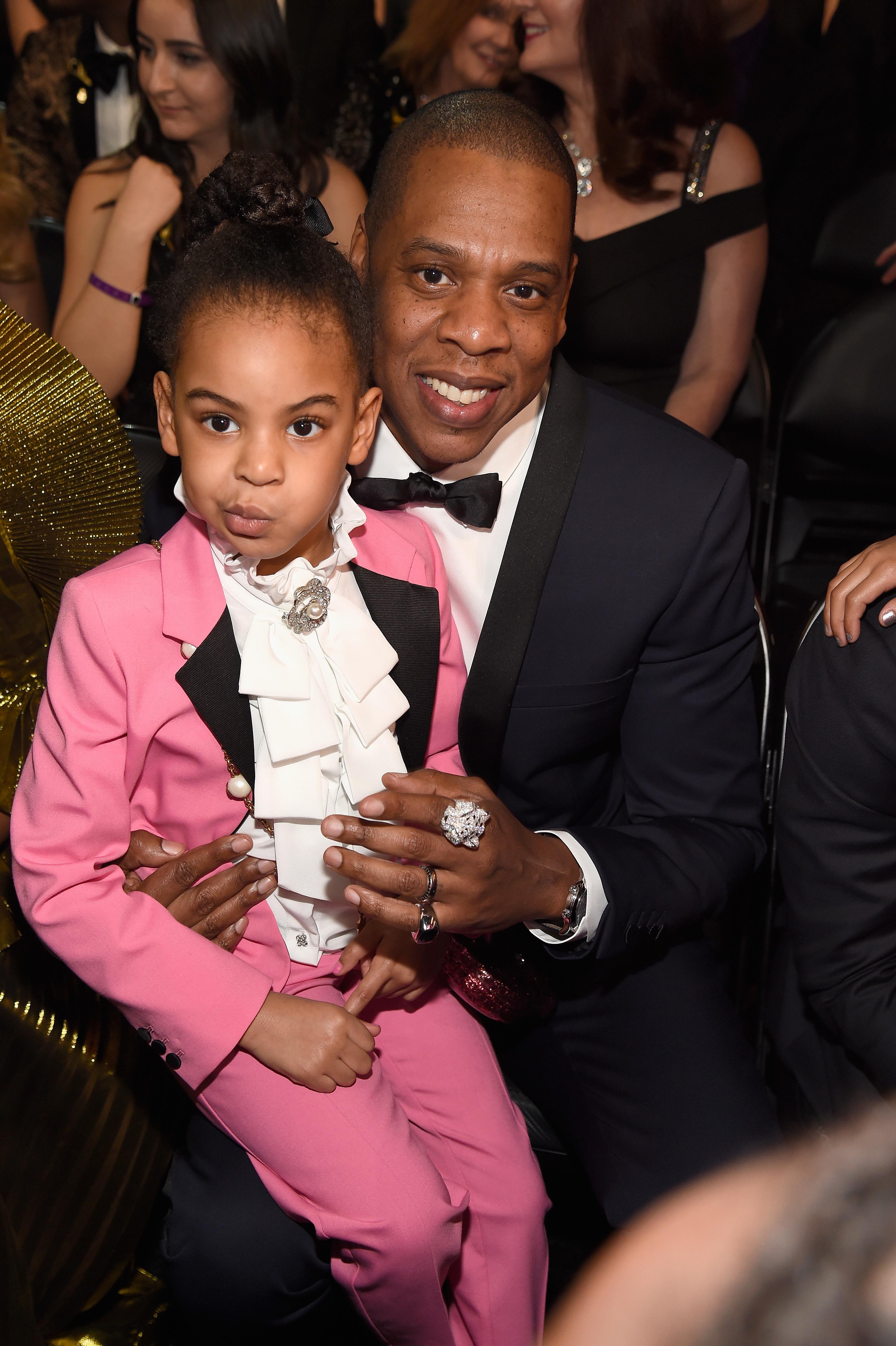Blue Ivy Jay Z PRince
