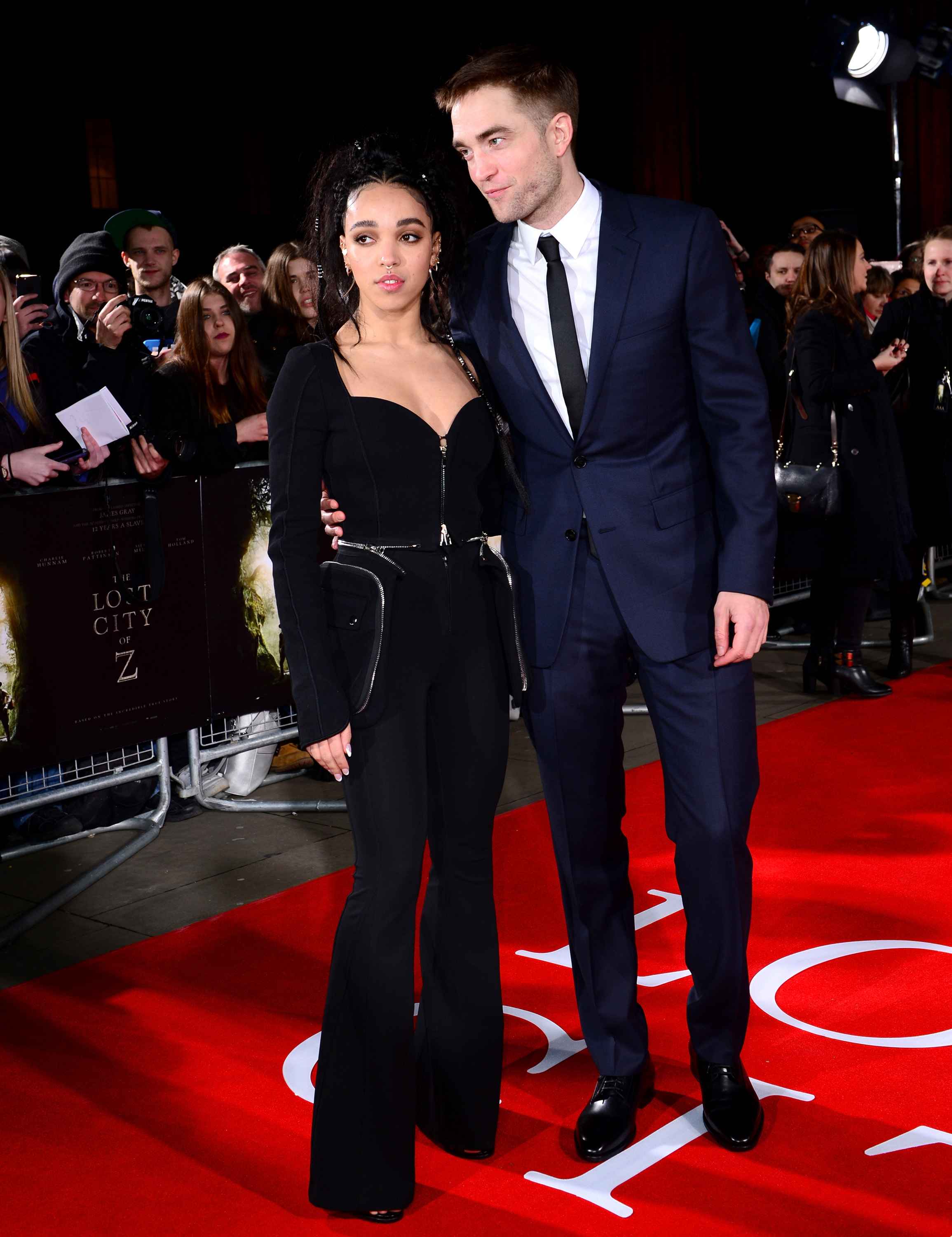 New report claims R.Patz and FKA Twigs have called it quits