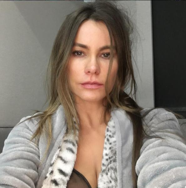 Stars without makeup on Instagram in 2017