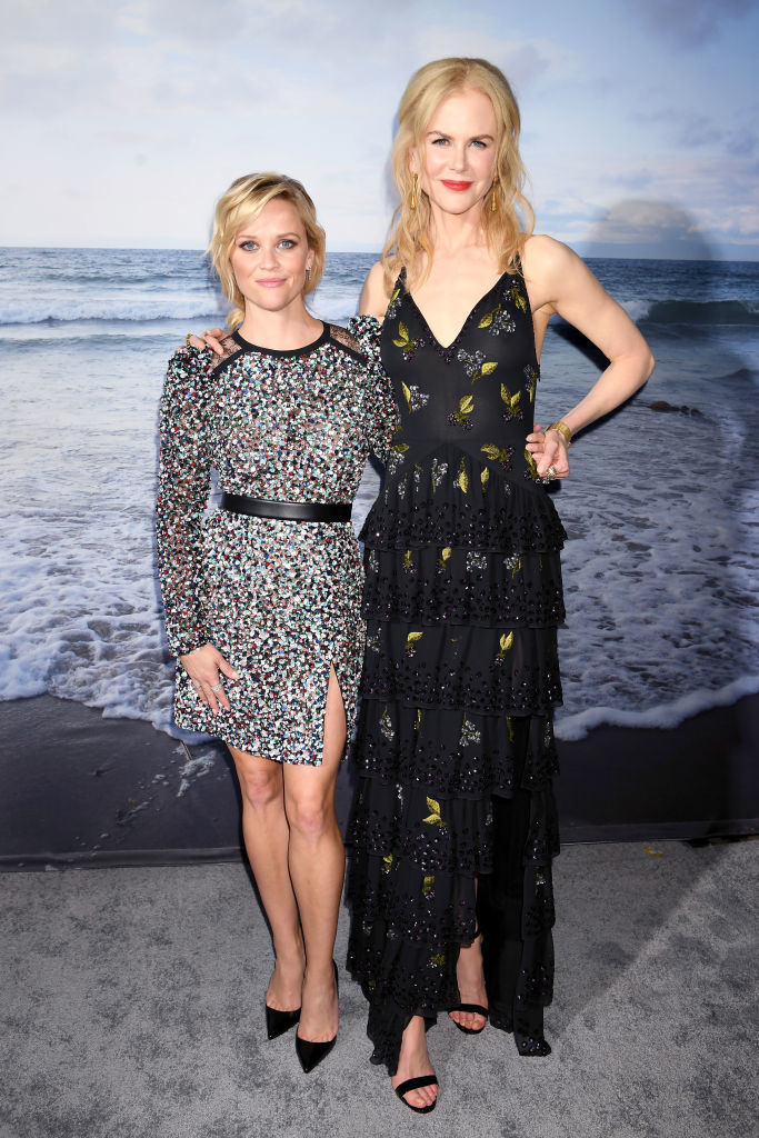 Is Reese Witherspoon angry at her co star Nicole Kidman?