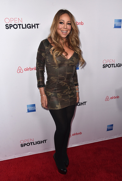 Mariah Carey reveals she suffers from low self esteem