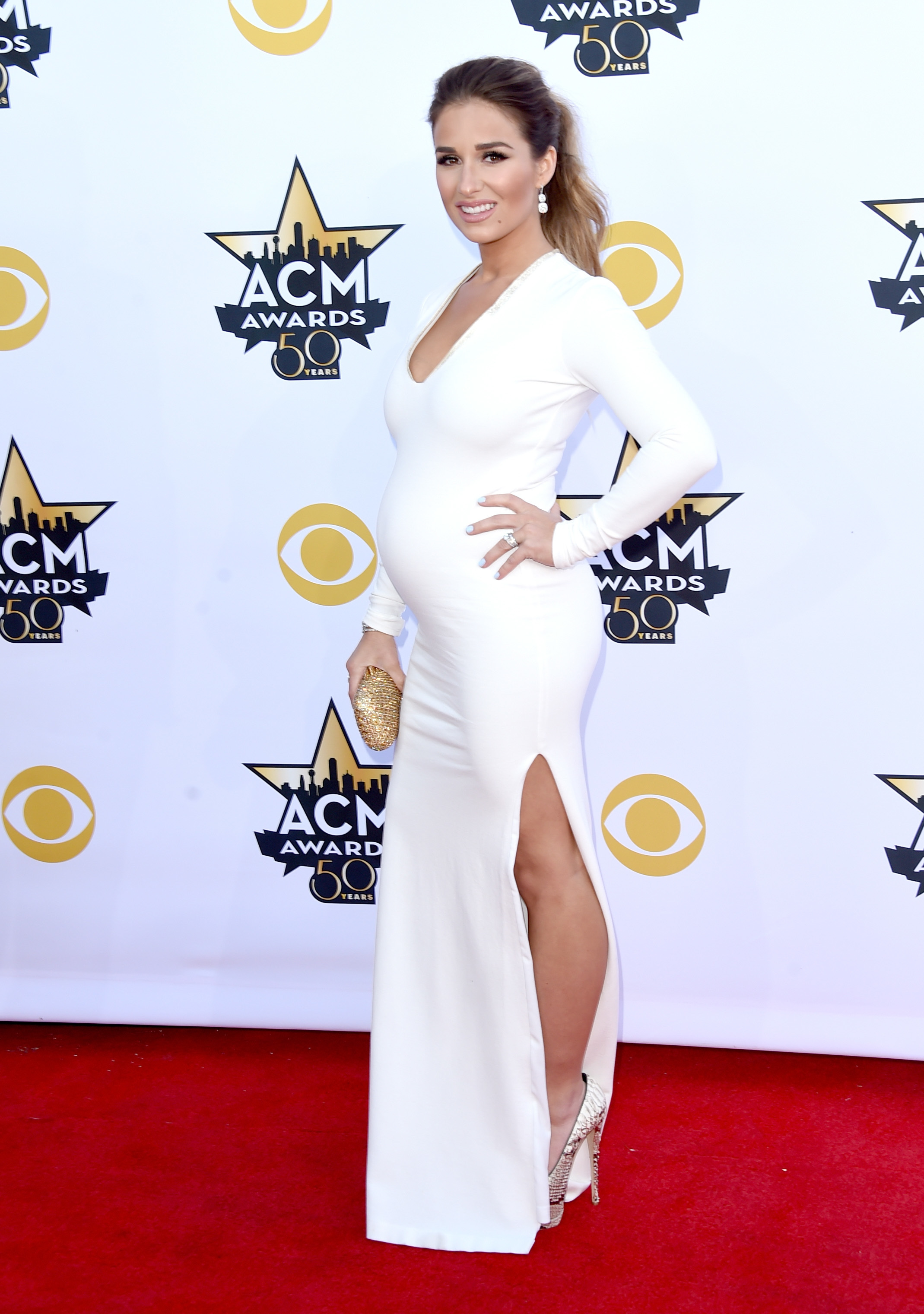 Jessie James Decker - Academy of Country Music Awards ...