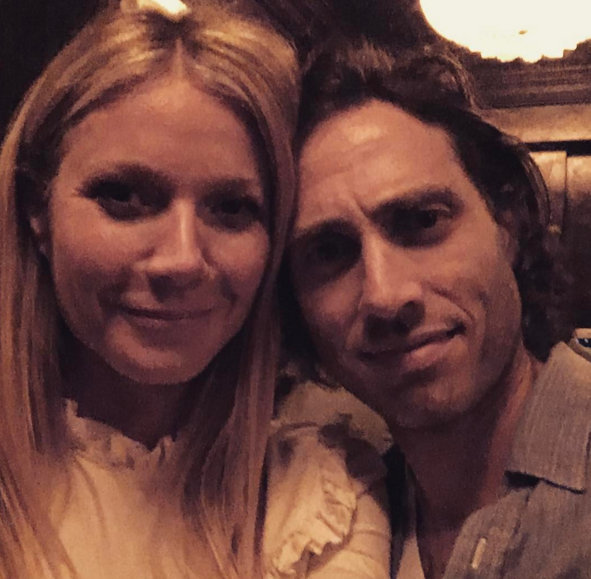 Gwyneth Paltrow and Brad Falchuk confirm their engagement