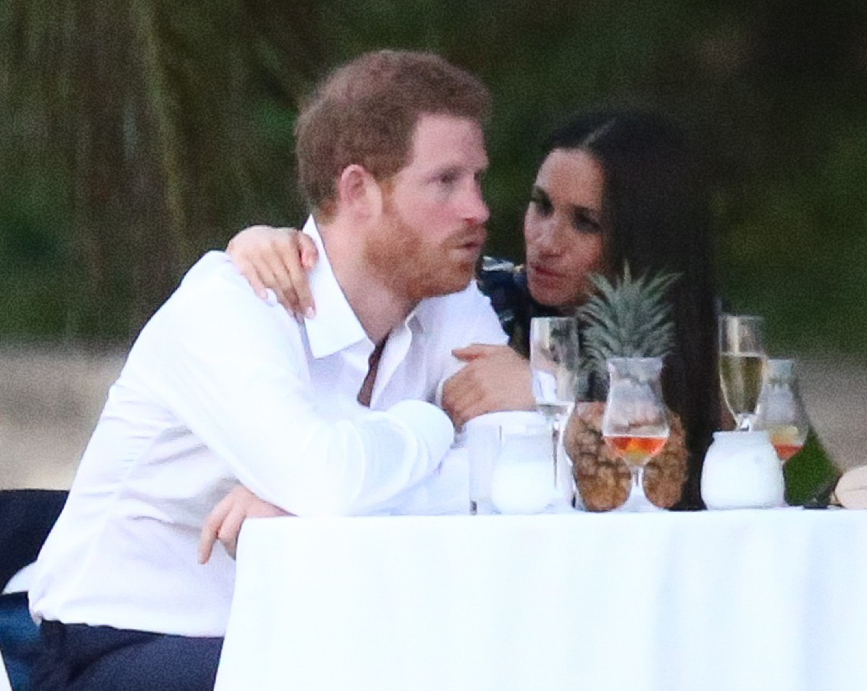 Prince Harry and Meghan Markle celebrate their first anniversary