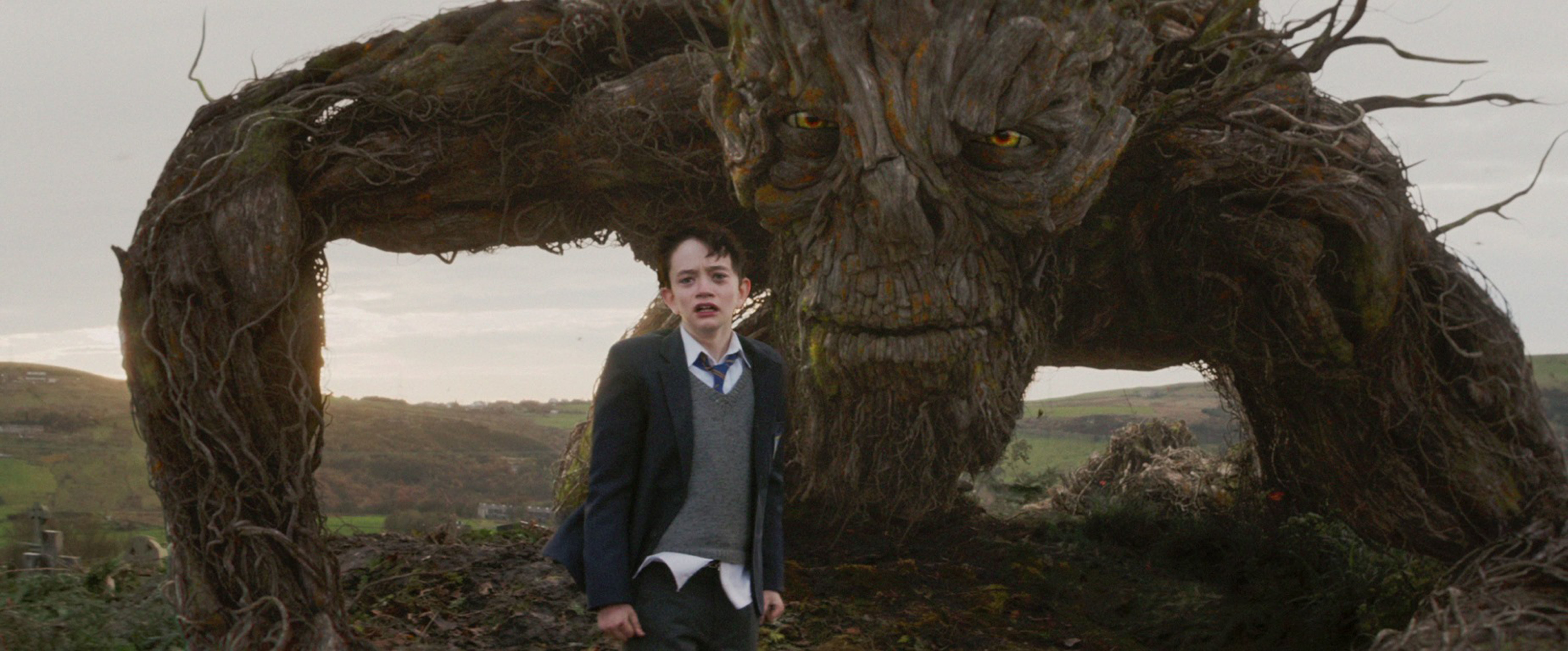 """""""A Monster Calls"""" by Patrick Ness"""