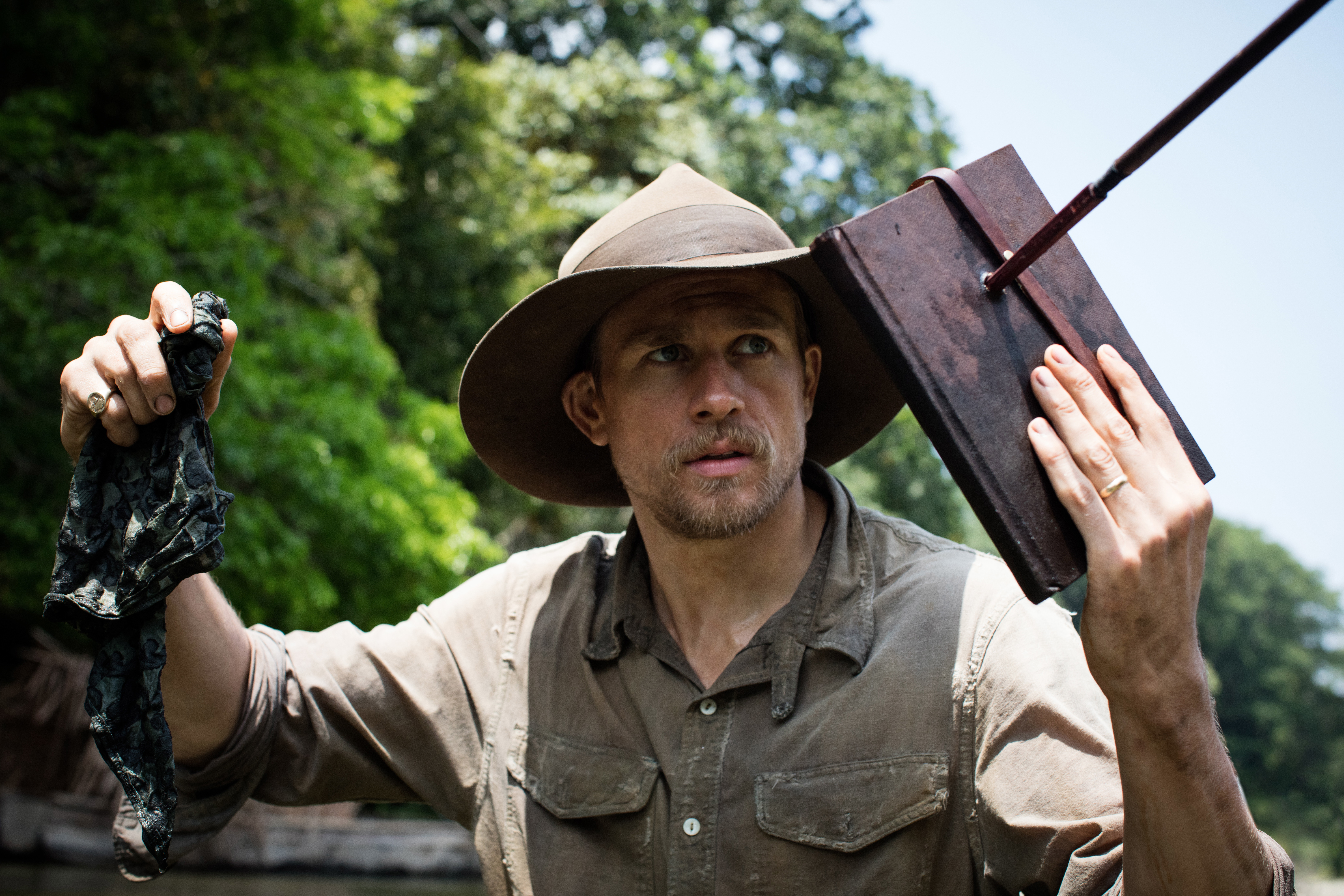 """""""The Lost City of Z"""" by David Grann"""