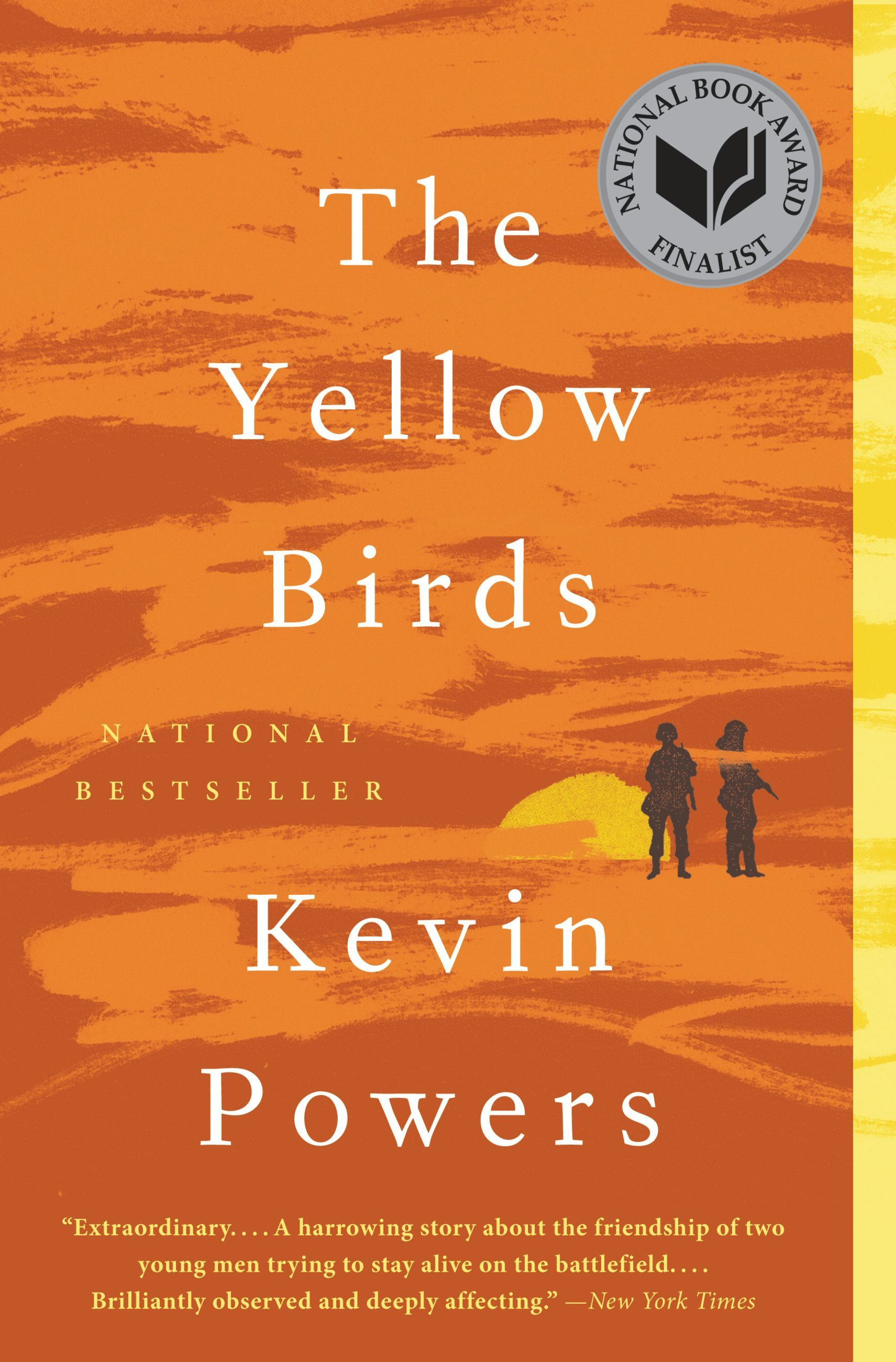 """""""The Yellow Birds"""" by Kevin Powers"""