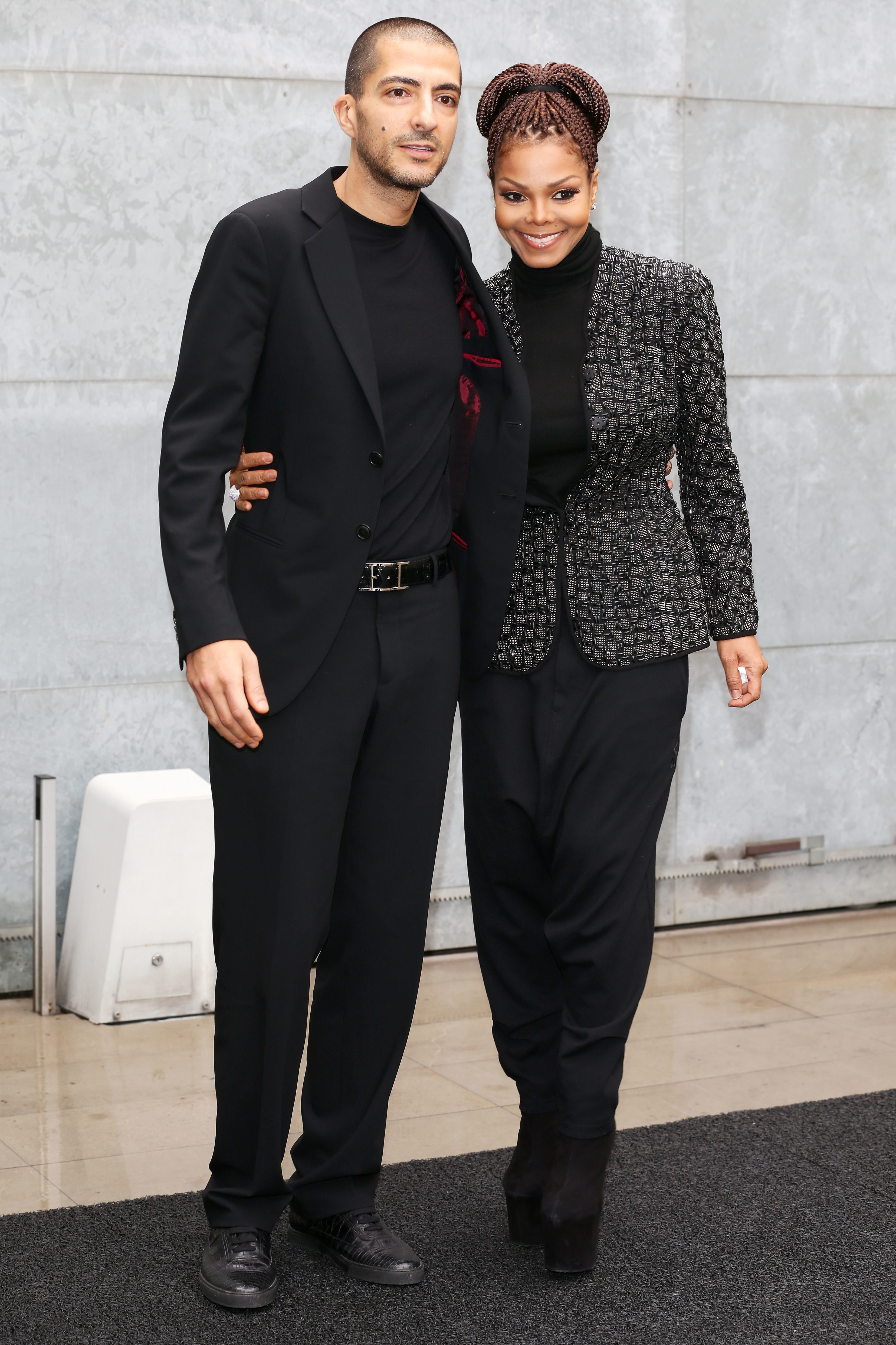 New details about Janet Jackson and Wissam Al Mana's split