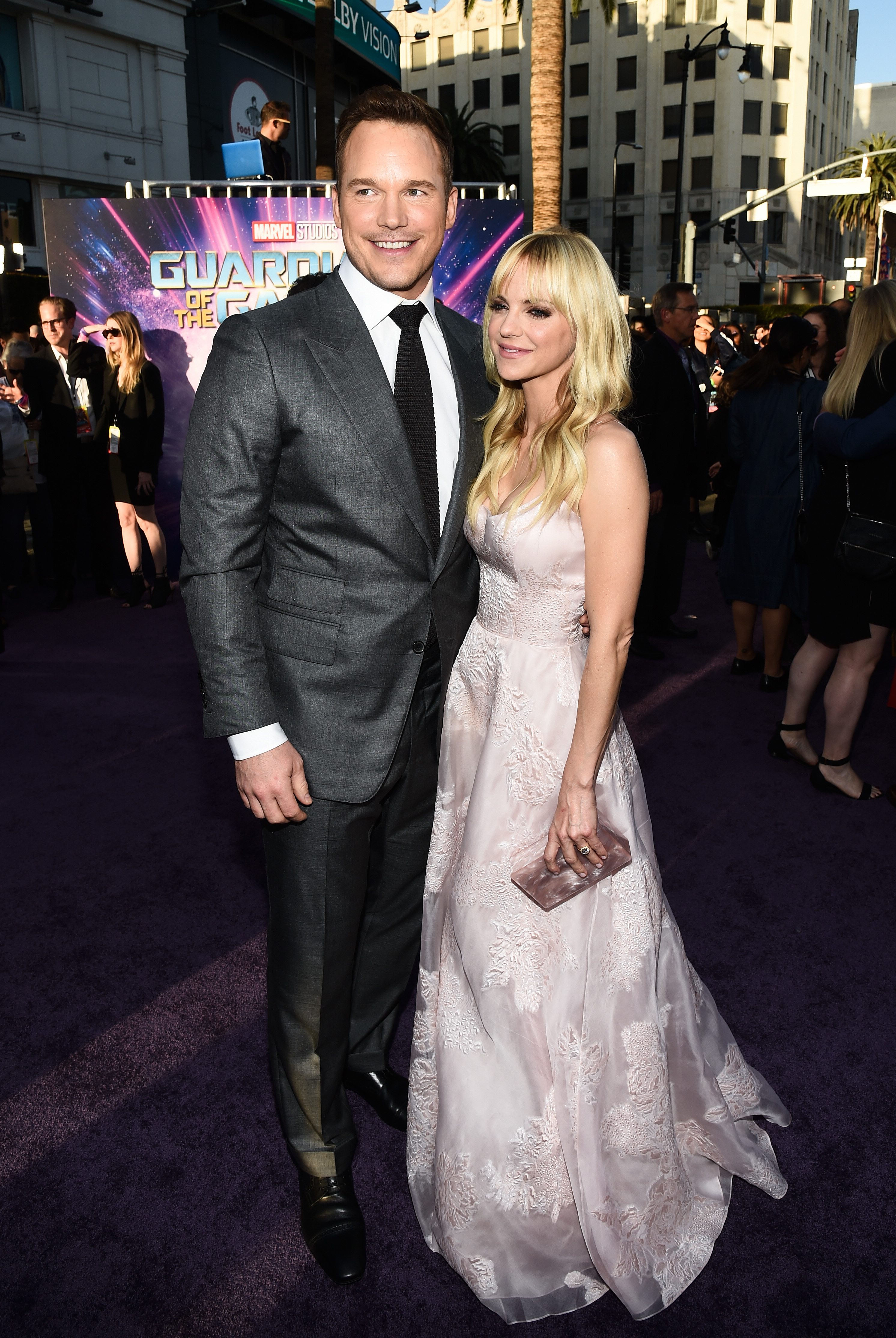 Did religion and competition contribute to Chris Pratt and Anna Faris' split?