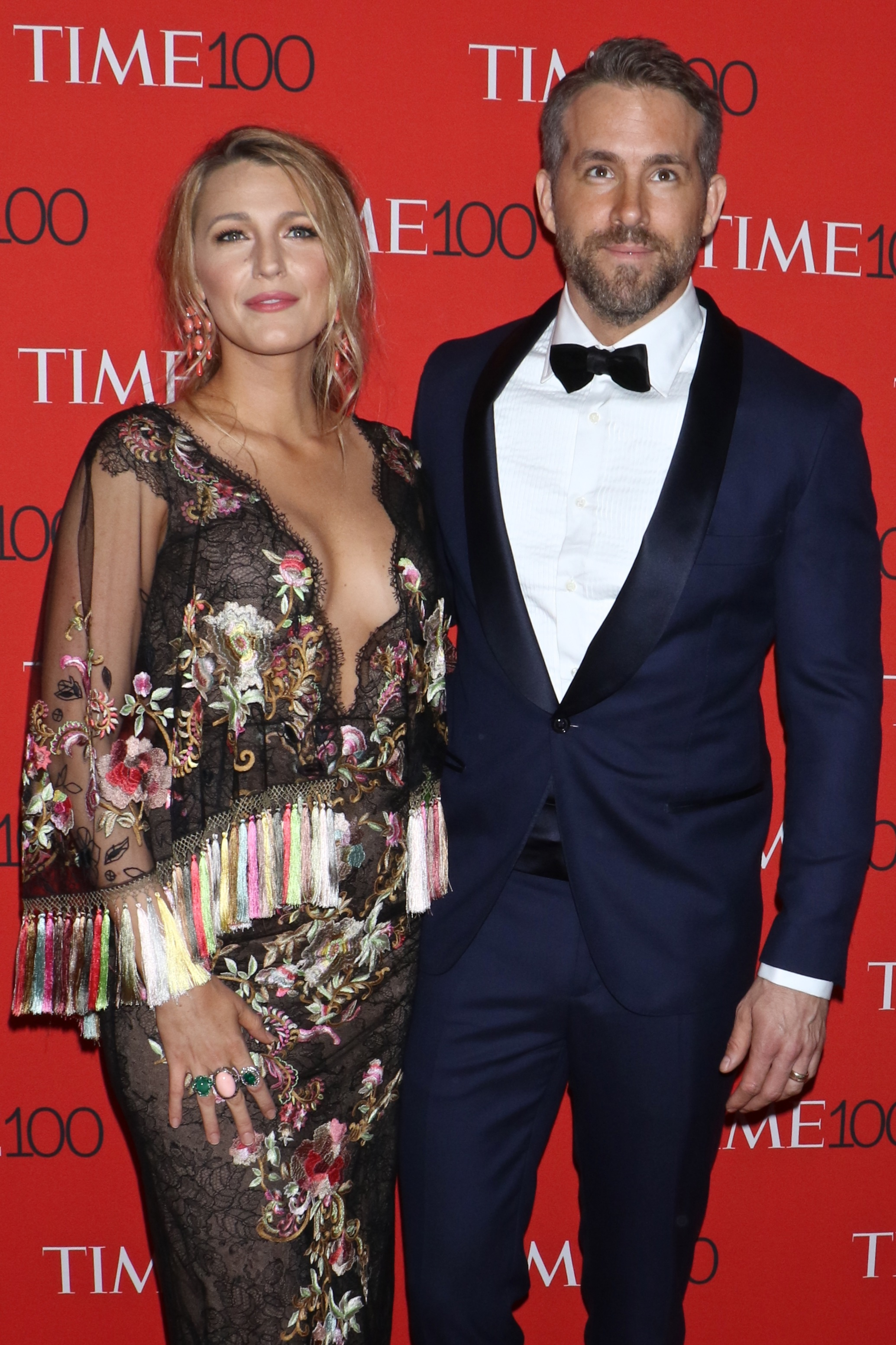 How Blake Lively and Ryan Reynolds celebrated his 40th