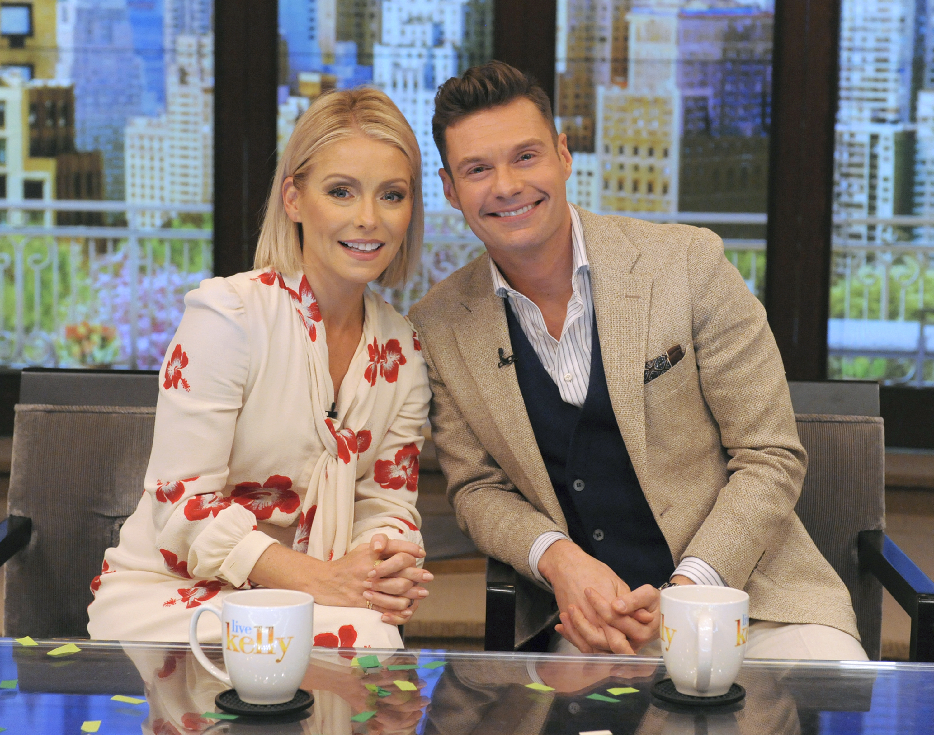 How does Kelly Ripa really feel about the sexual misconduct allegations Ryan Seacrest is facing?